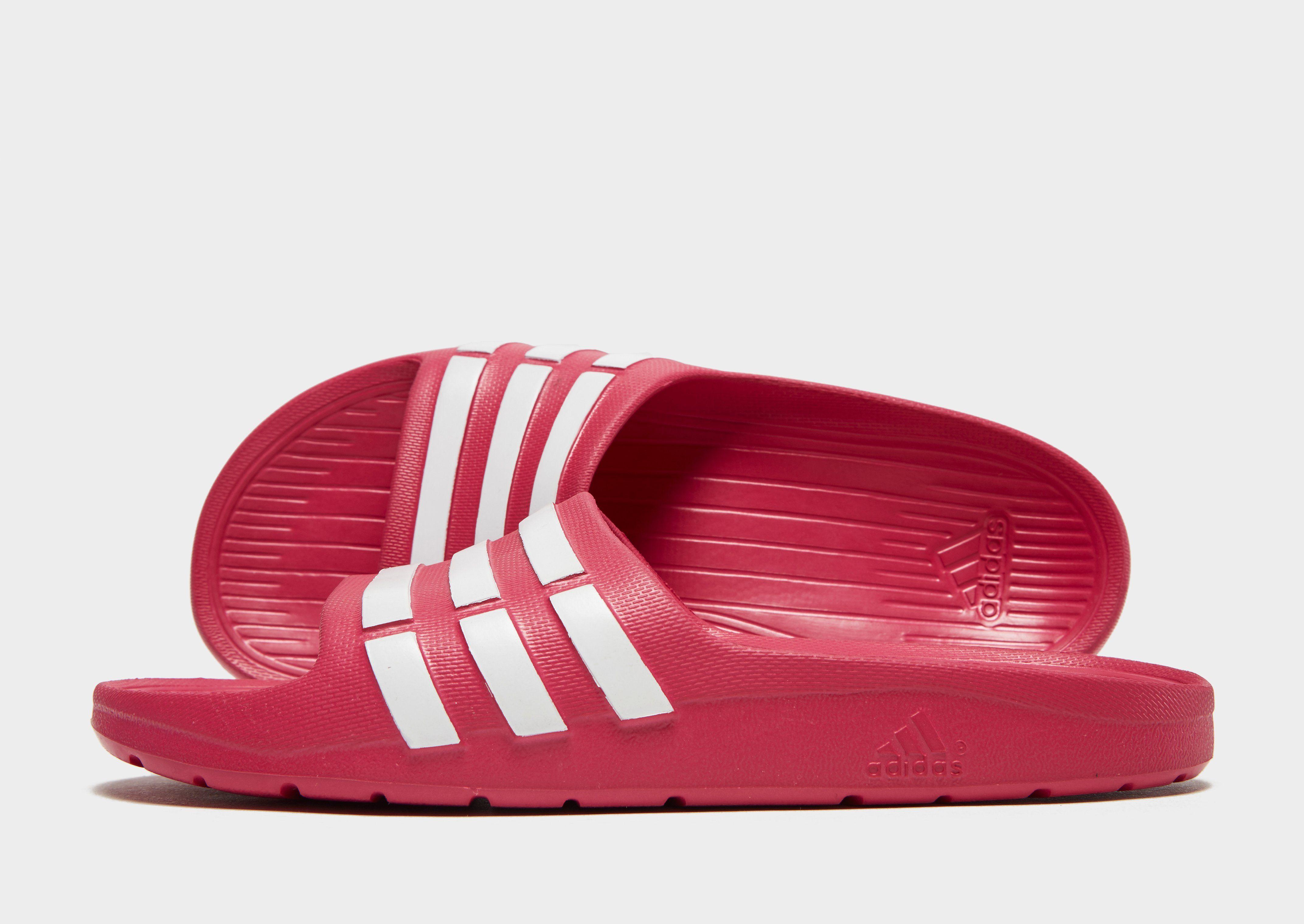 huge selection of 458d0 50ef8 adidas Duramo Slides Junior ...