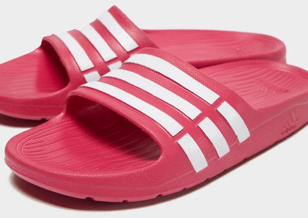 ae0e33cc2f0 adidas Duramo Slides Junior