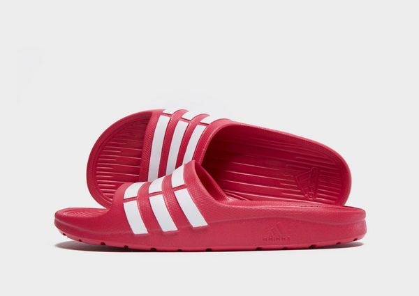new products 573f4 7c27d adidas Duramo Slide Kinderen
