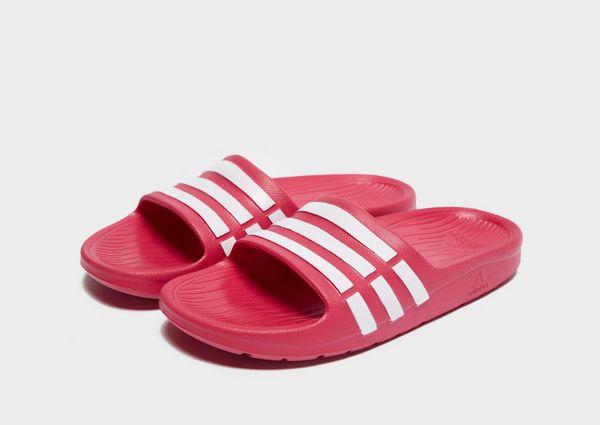 5d0ef8f8f494 adidas Duramo Slides Children