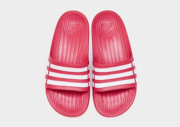 new products 71f7f 0178b adidas Duramo Slide Kinderen