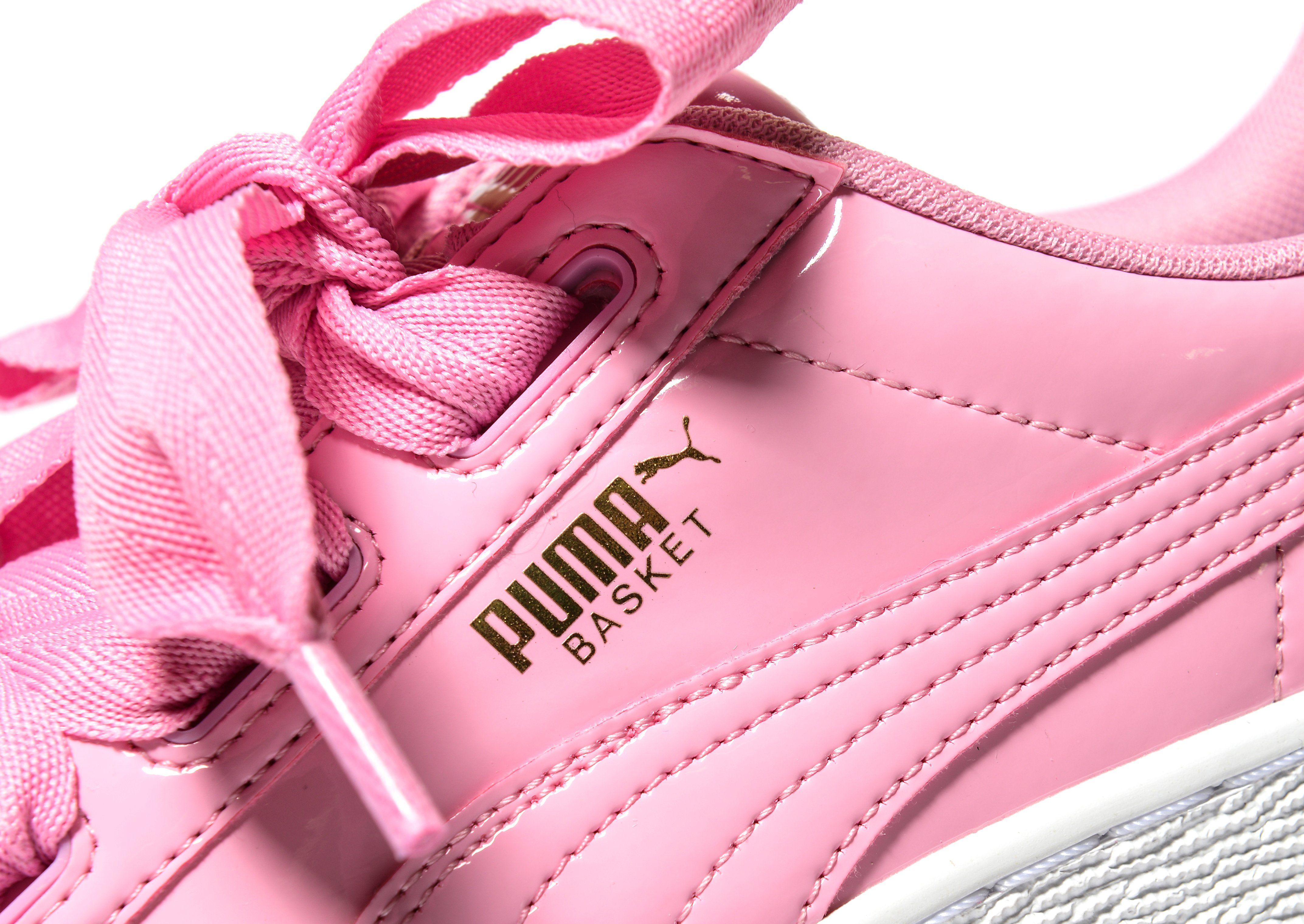 PUMA Basket Heart Junior
