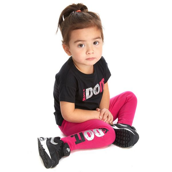 Nike Girls' Just Do It T-Shirt Infant