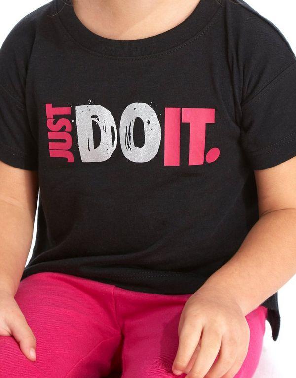 Nike Girls' Just Do It T-Shirt Infant