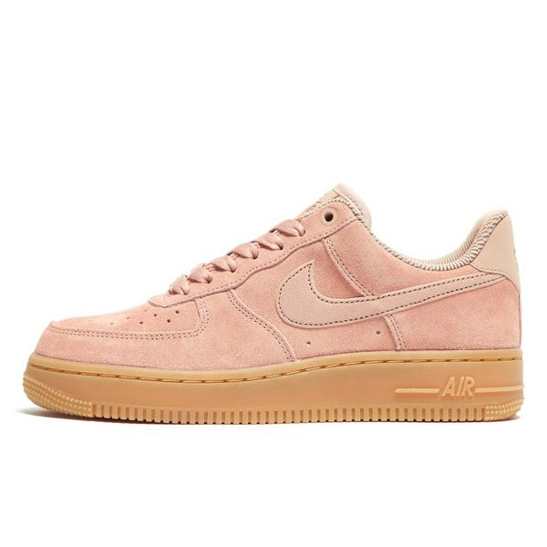 nike air force 1 weiß rosa