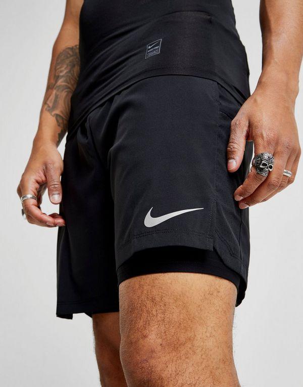b2b01b99187 Nike Challenger 2 in 1 Shorts