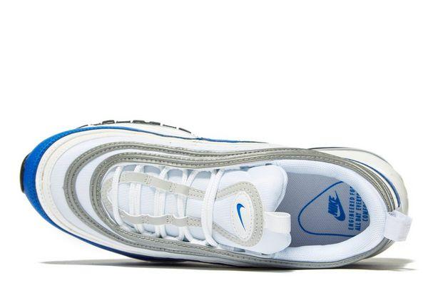 Cheap Nike Men Air Max 97 Premium QS light pumice summit white summit