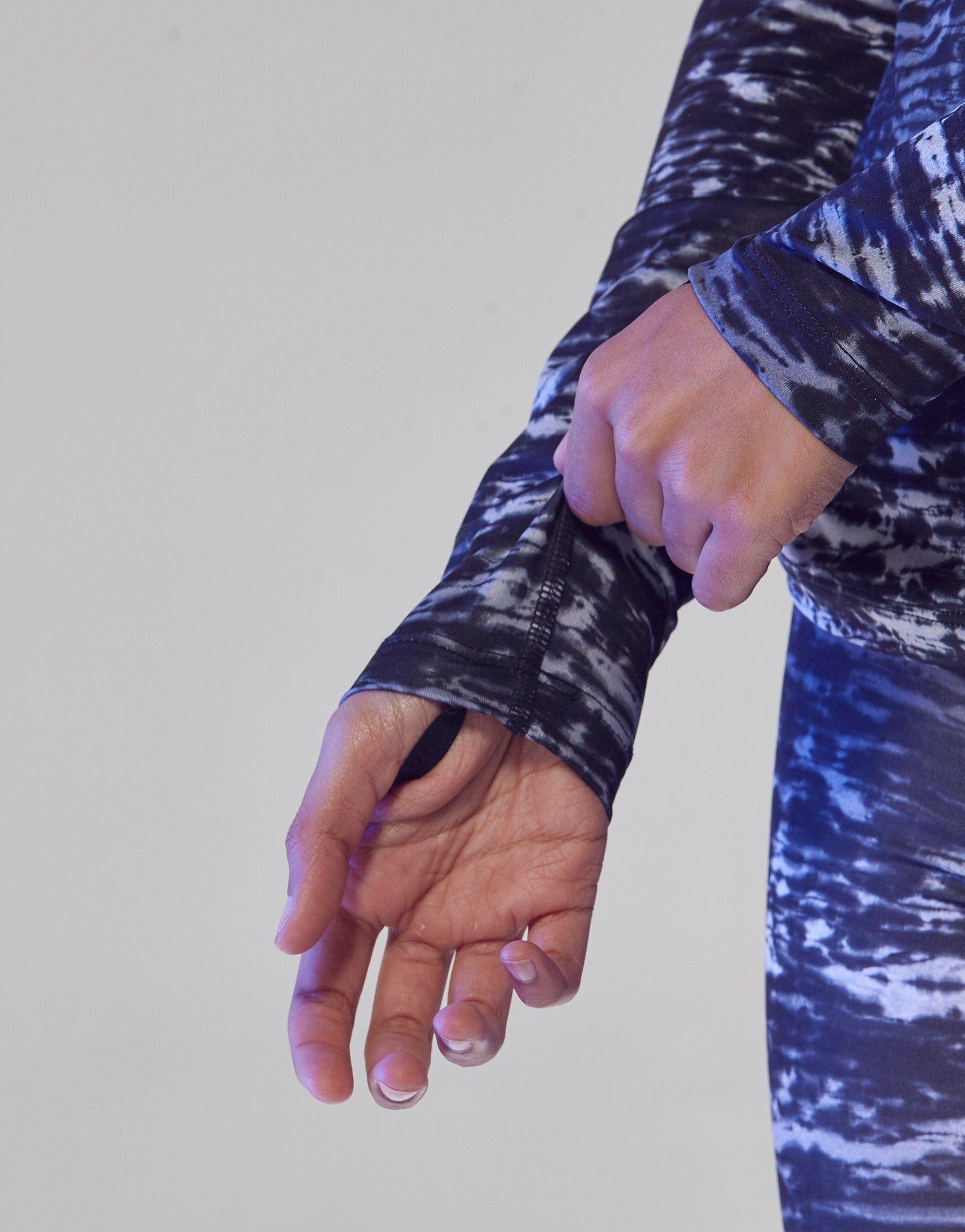Nike Ink Stripe 1/2 Zip Track Top