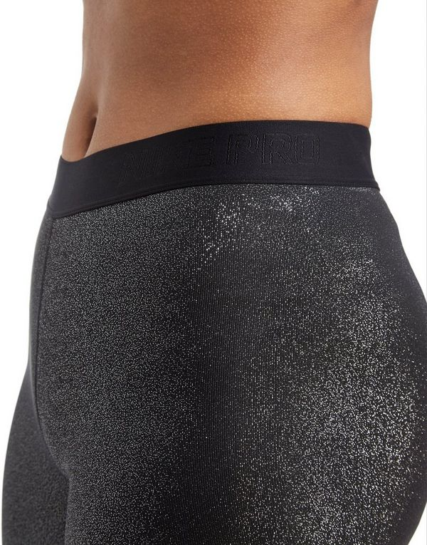 99e37141a Nike Pro Sparkle Training Tights