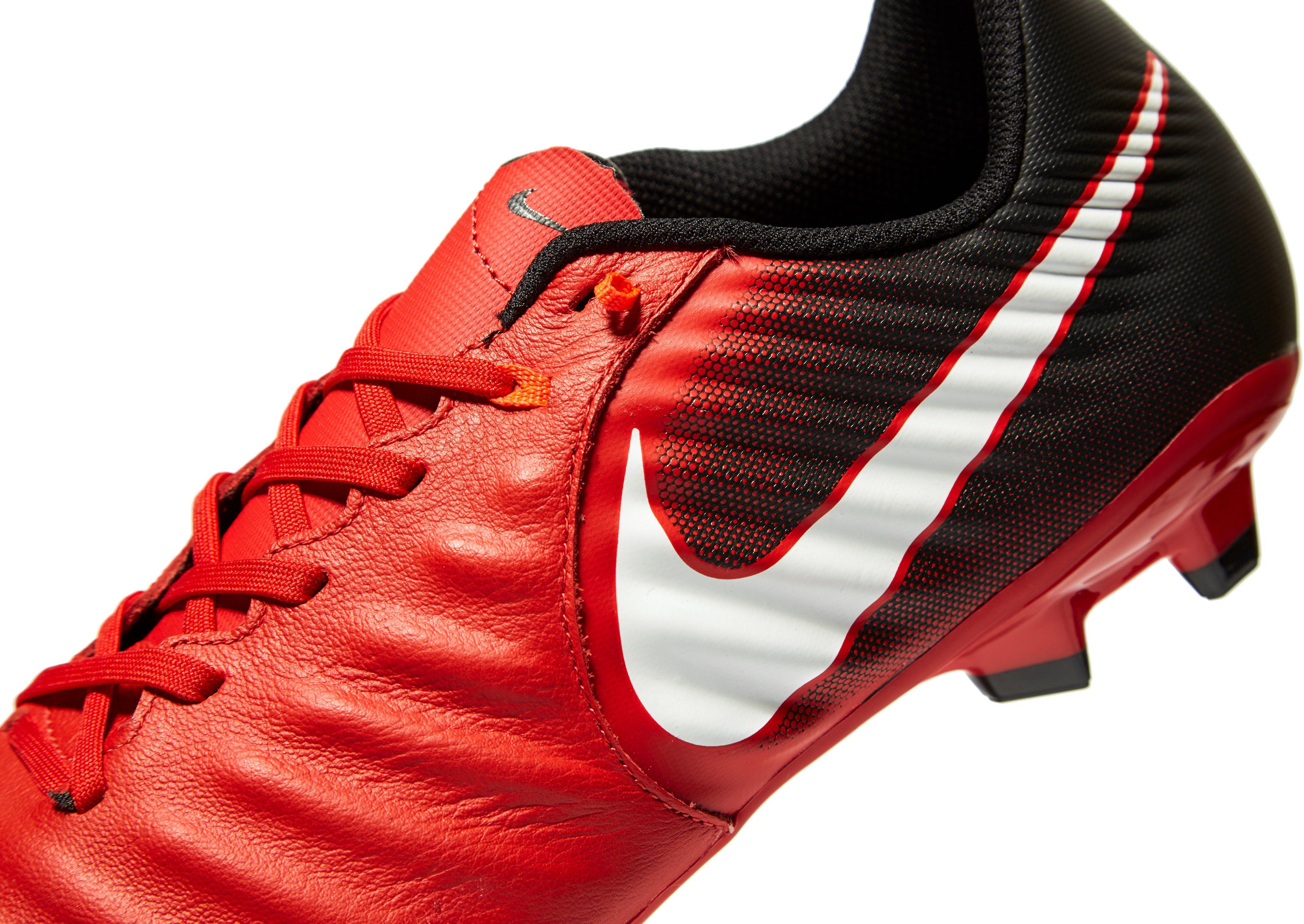 Nike Fire and Ice Tiempo Ligera IV FG