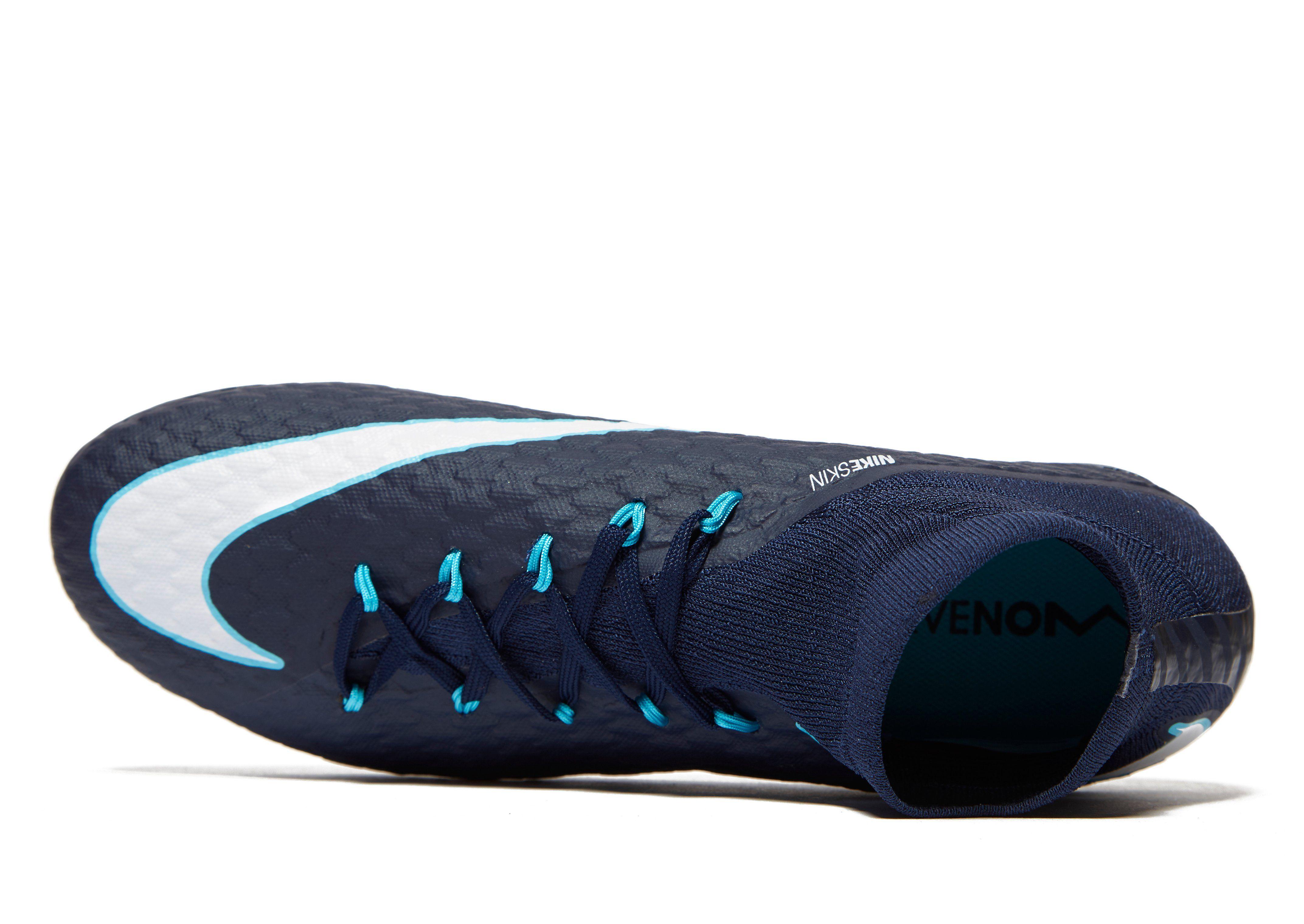 Nike Fire and Ice Hypervenom Phatal FG Heren