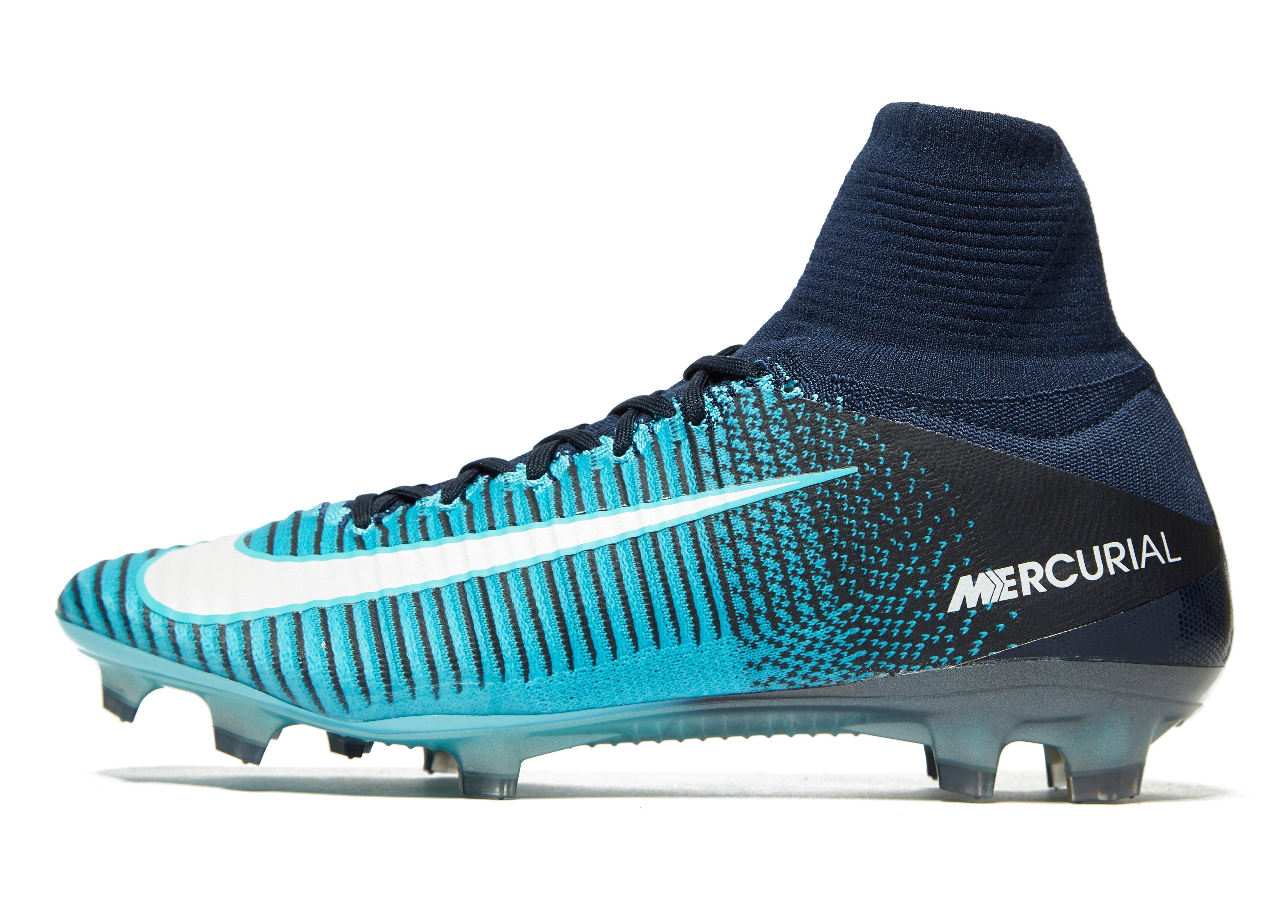 Nike Fire and Ice Mercurial Superfly FG ...