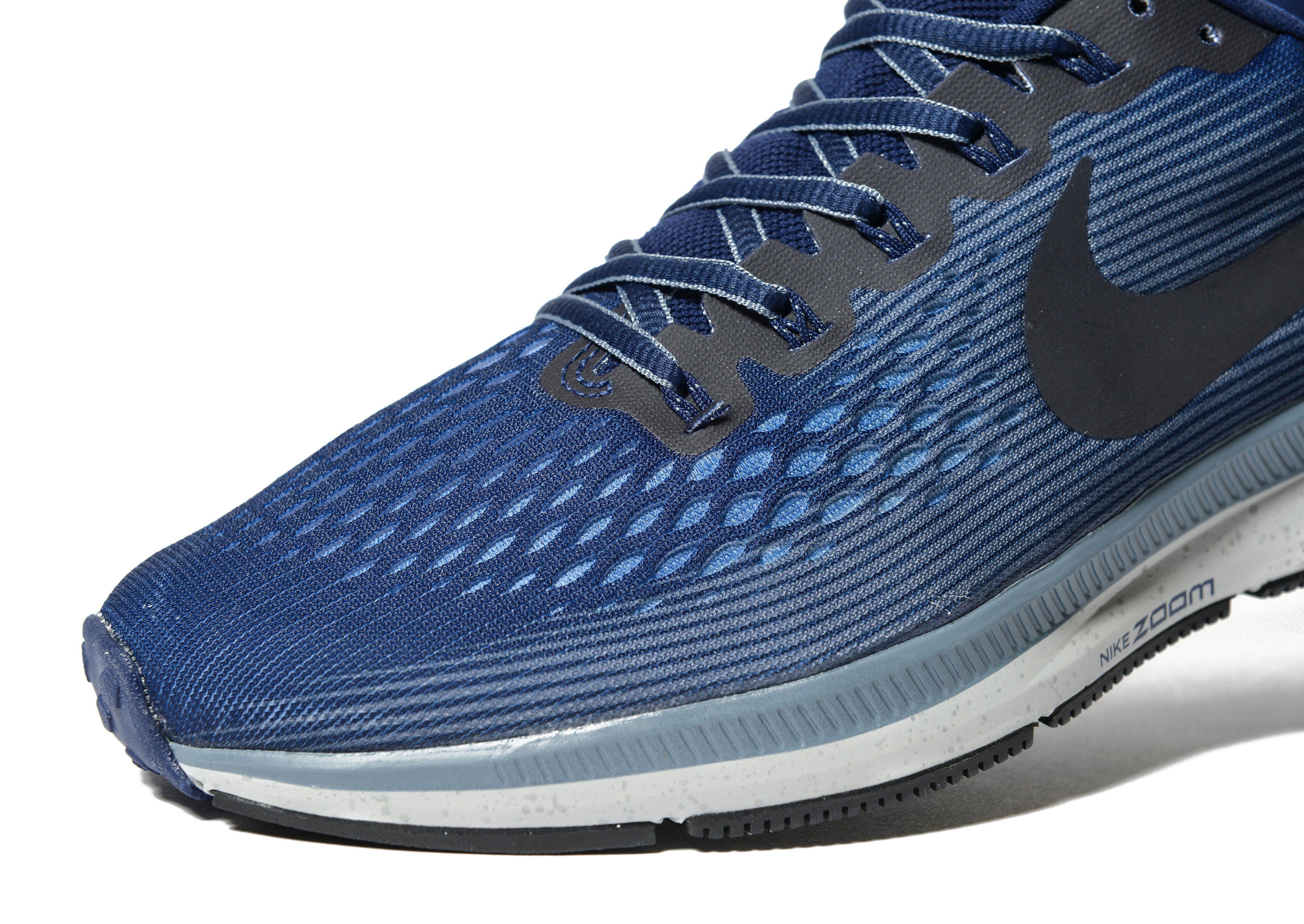 Nike Pegasus 34 Shield blau Blau Spielraum Größte Lieferant Steckdose Billigsten Online-Shop Zum Verkauf WWlPm21