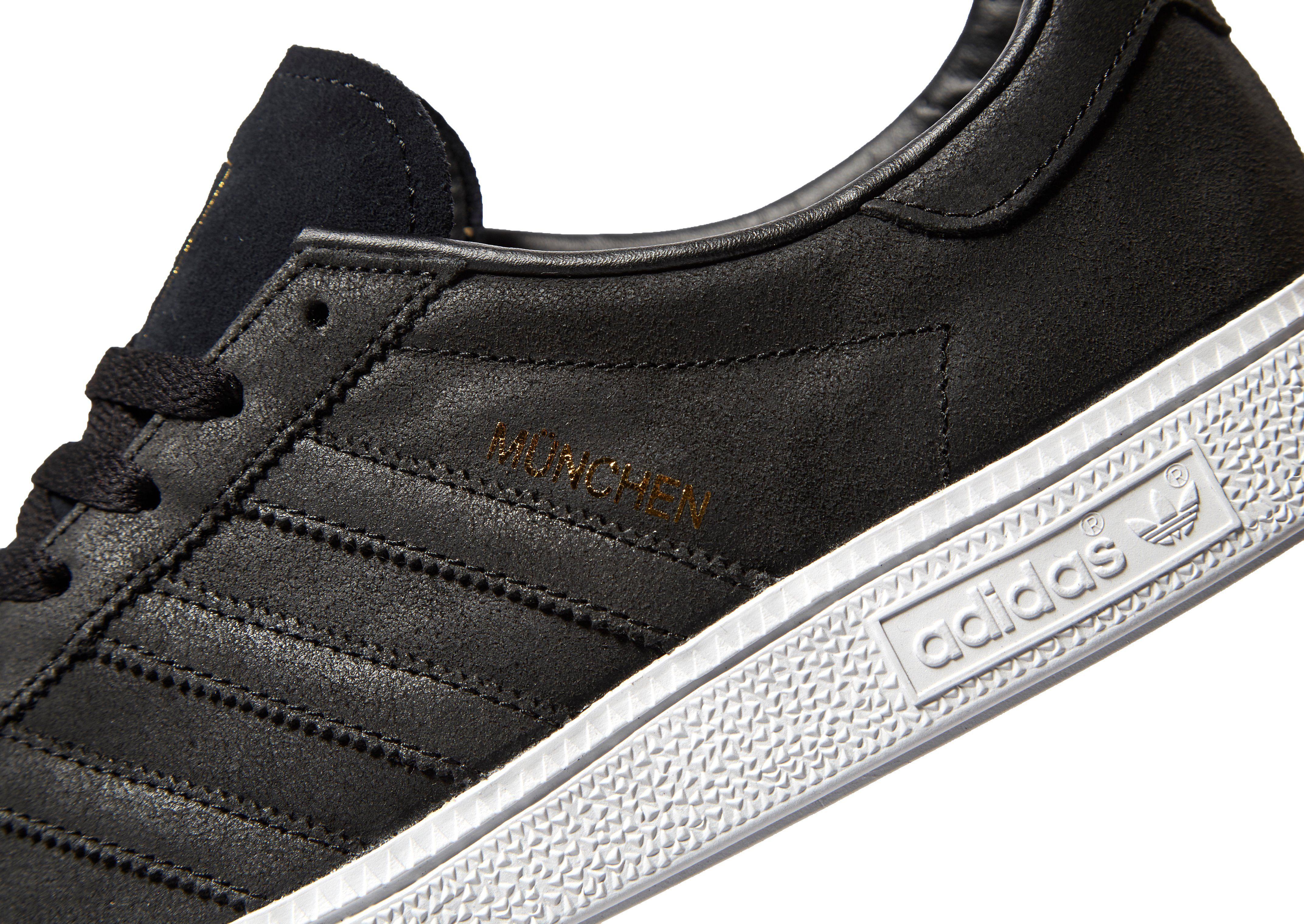 adidas Originals München Schwarz Extrem Verkauf Online Wiki Günstig Online P6IJdzWs65