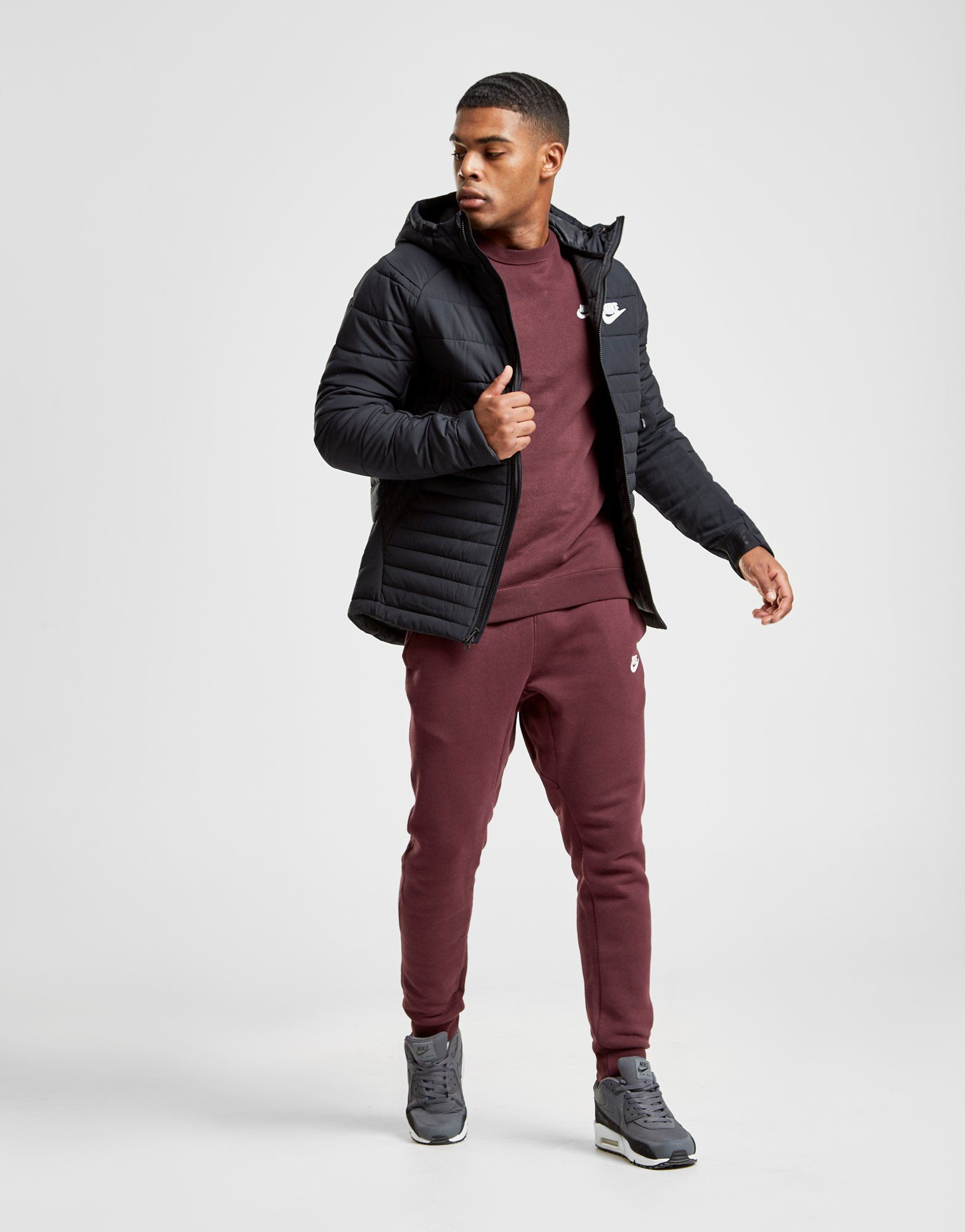 nike jackets. nike sportswear hooded down jacket jackets