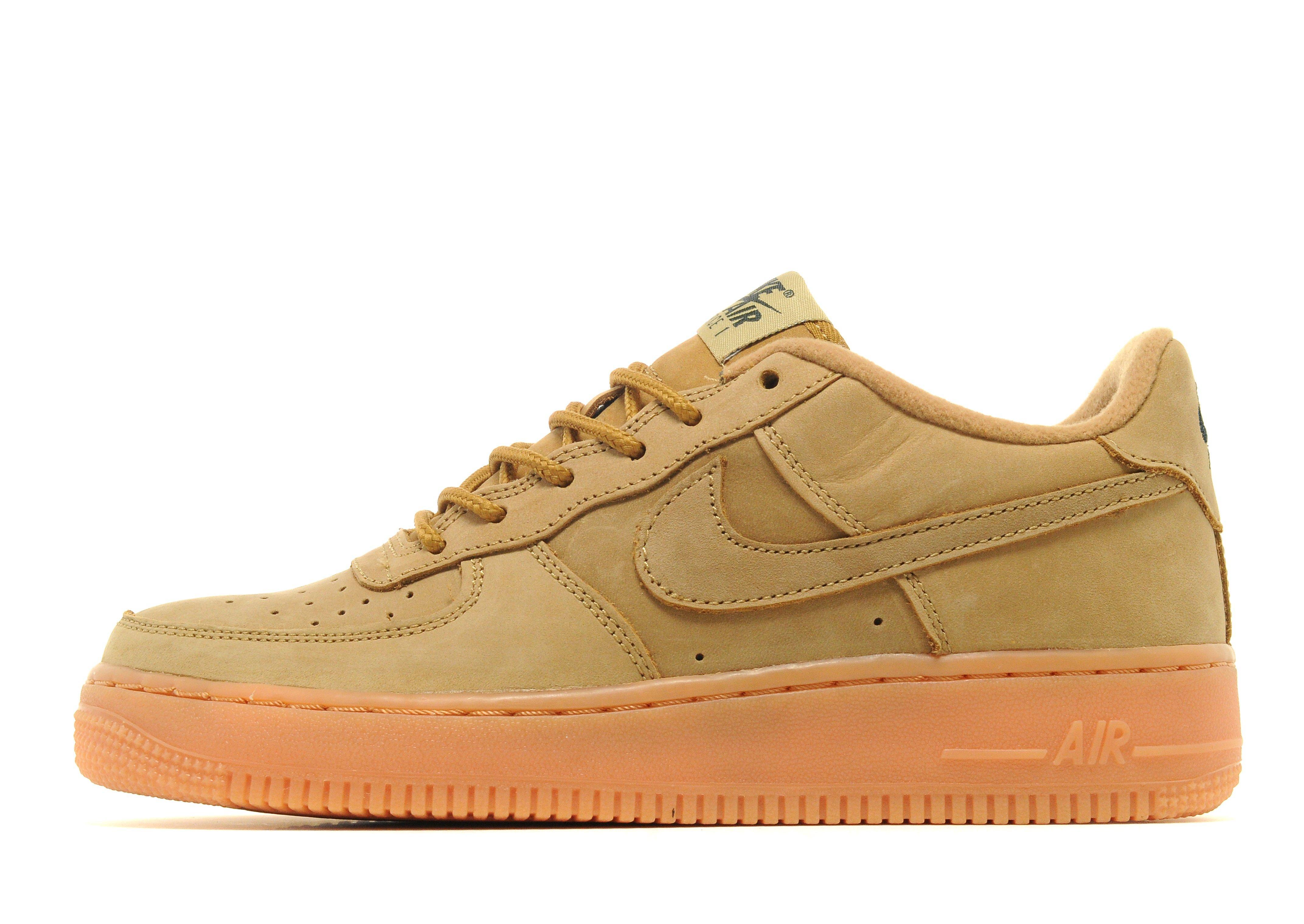 nike air force 1 low brown gum vans