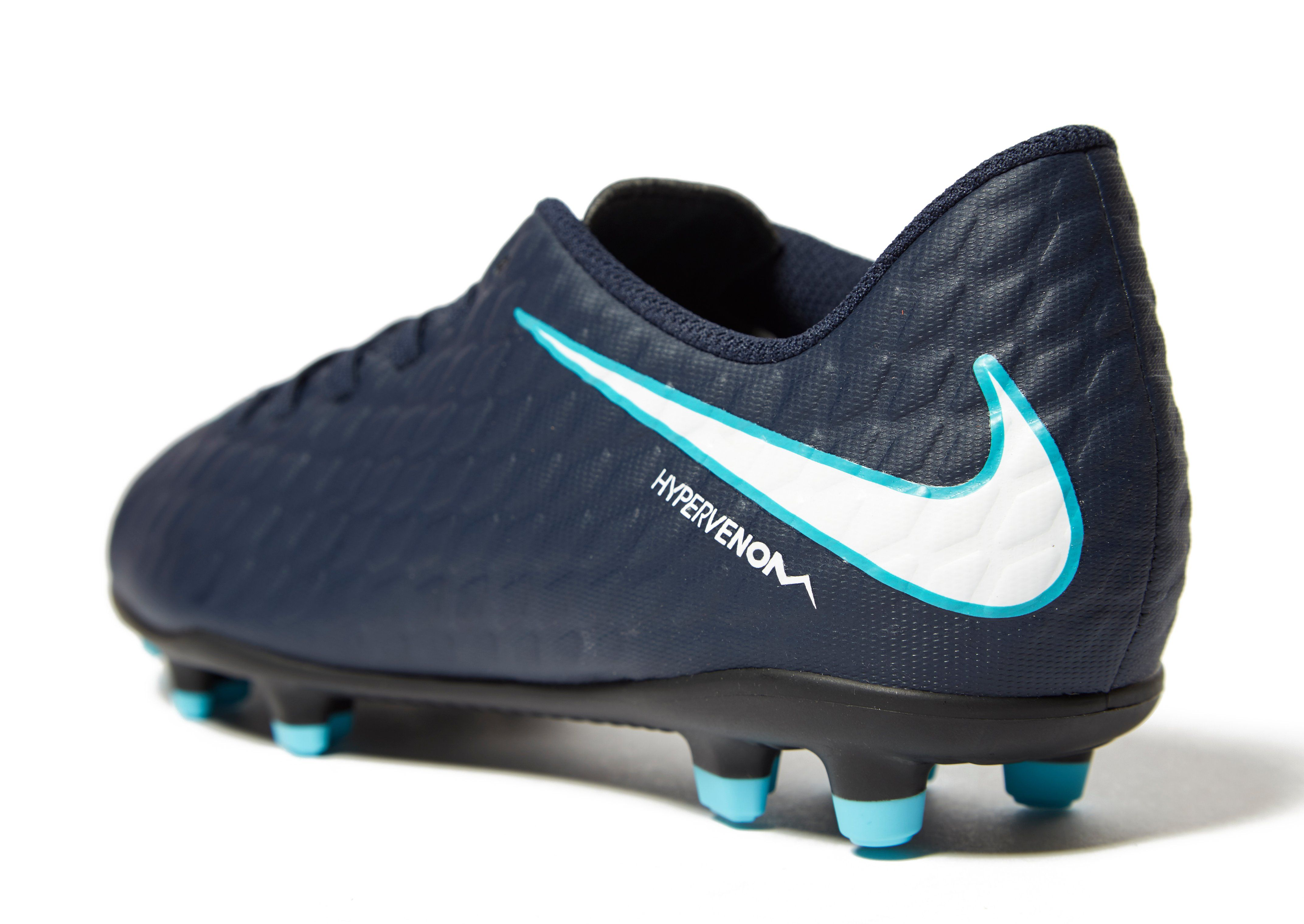 Nike Fire And Ice Hypervenom Phade Fg Junior Jd Sports
