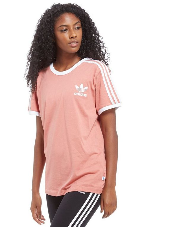 Adidas Originals Tshirt Stripes California Femme