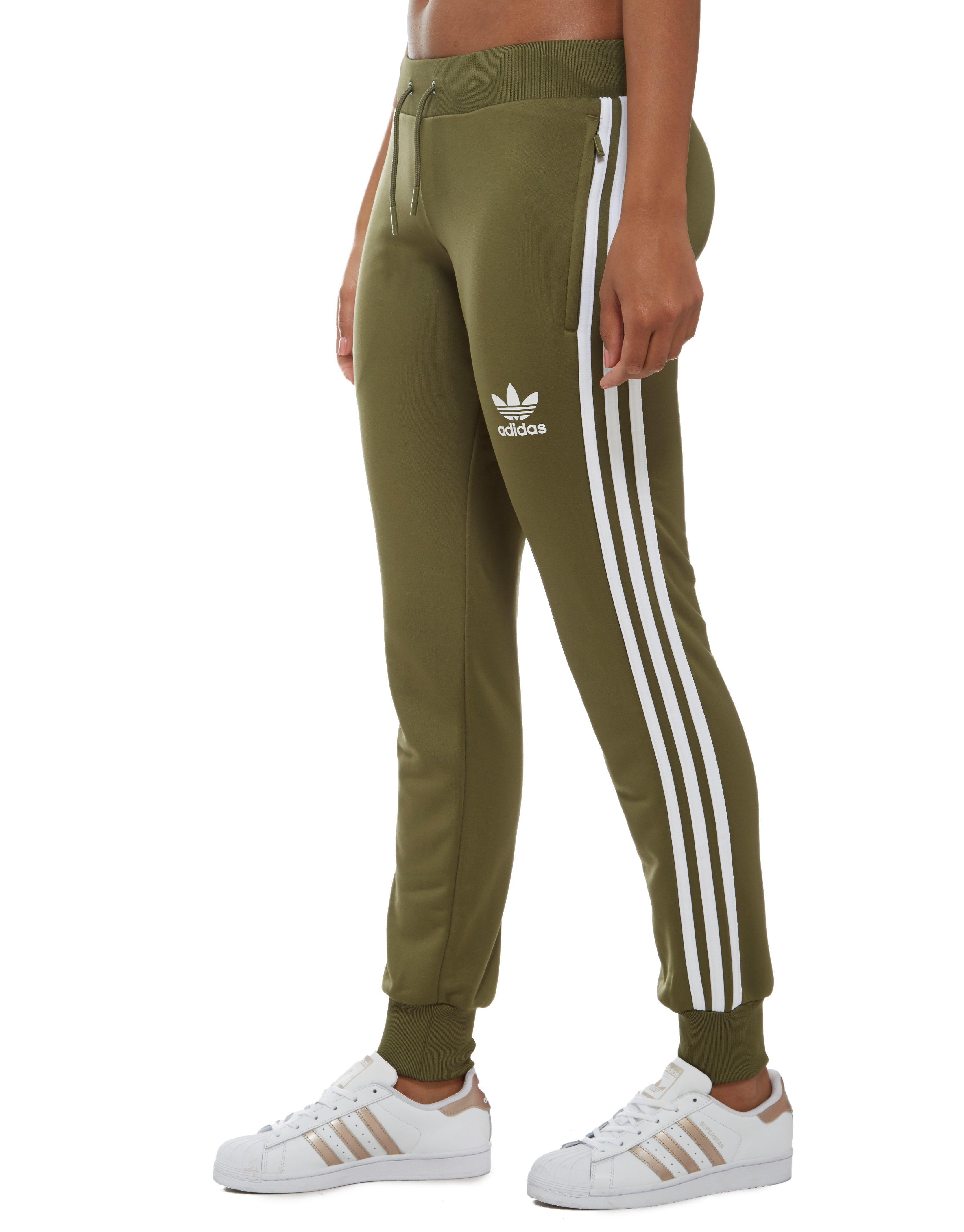 adidas originals pantalon de survêtement california tracksuit bottoms femme