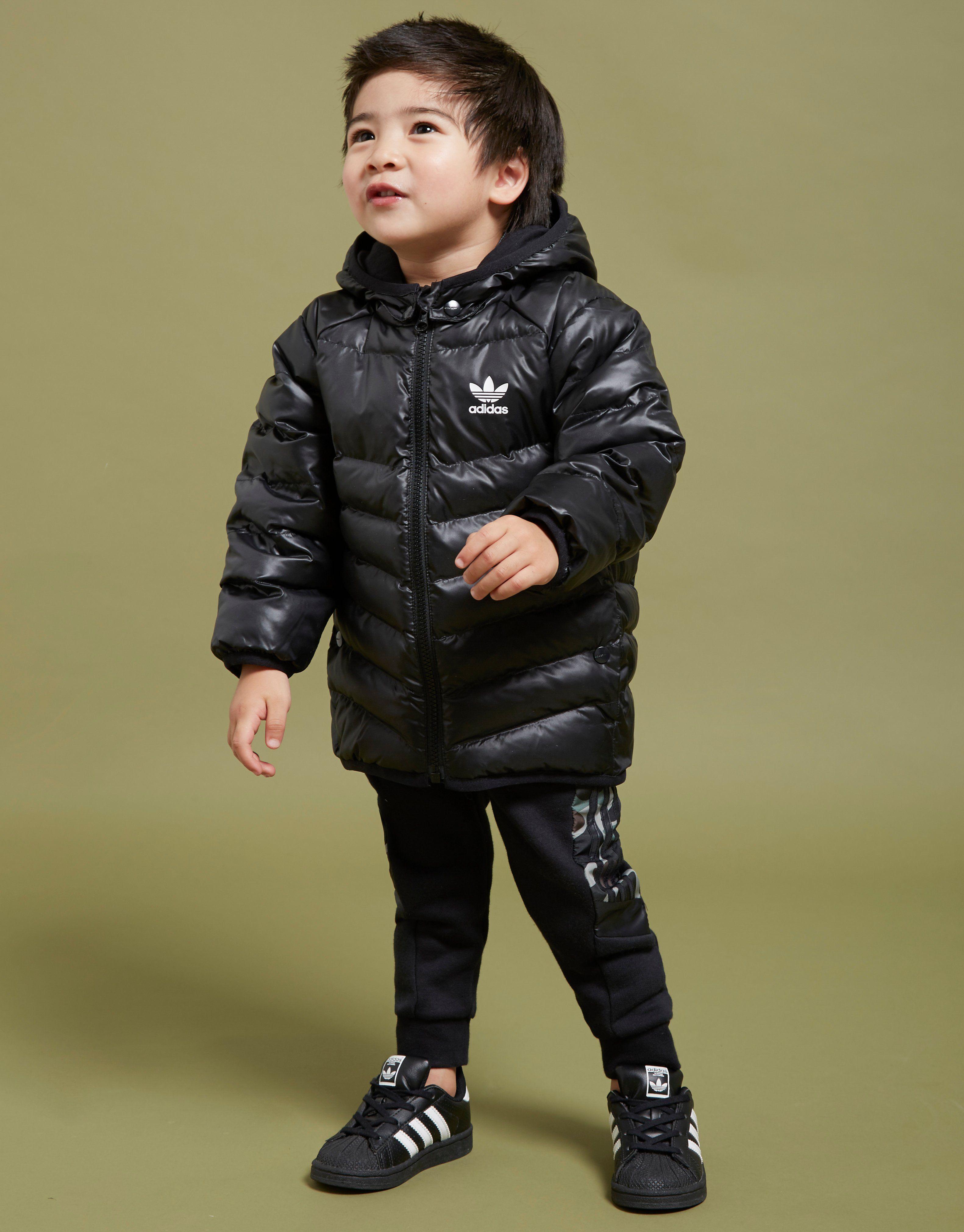 adidas Originals chaqueta Padded para bebé