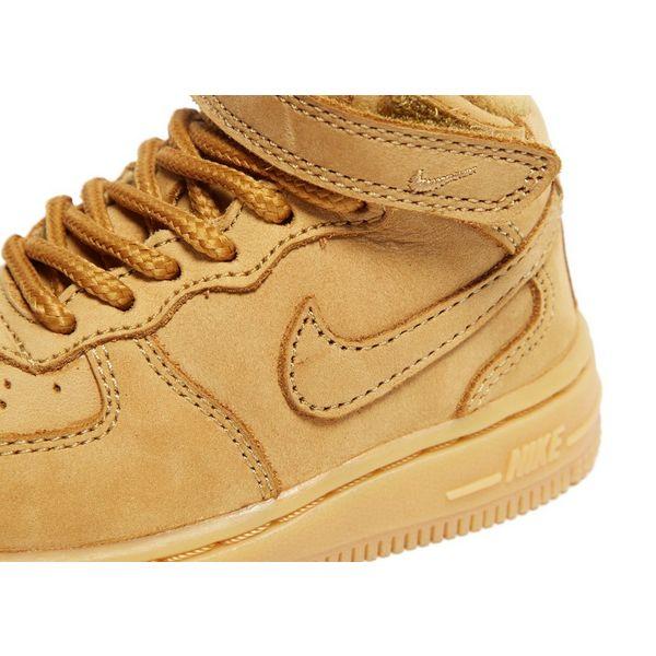 5ec566da6 ... Nike Air Force 1 High WB para bebé ...