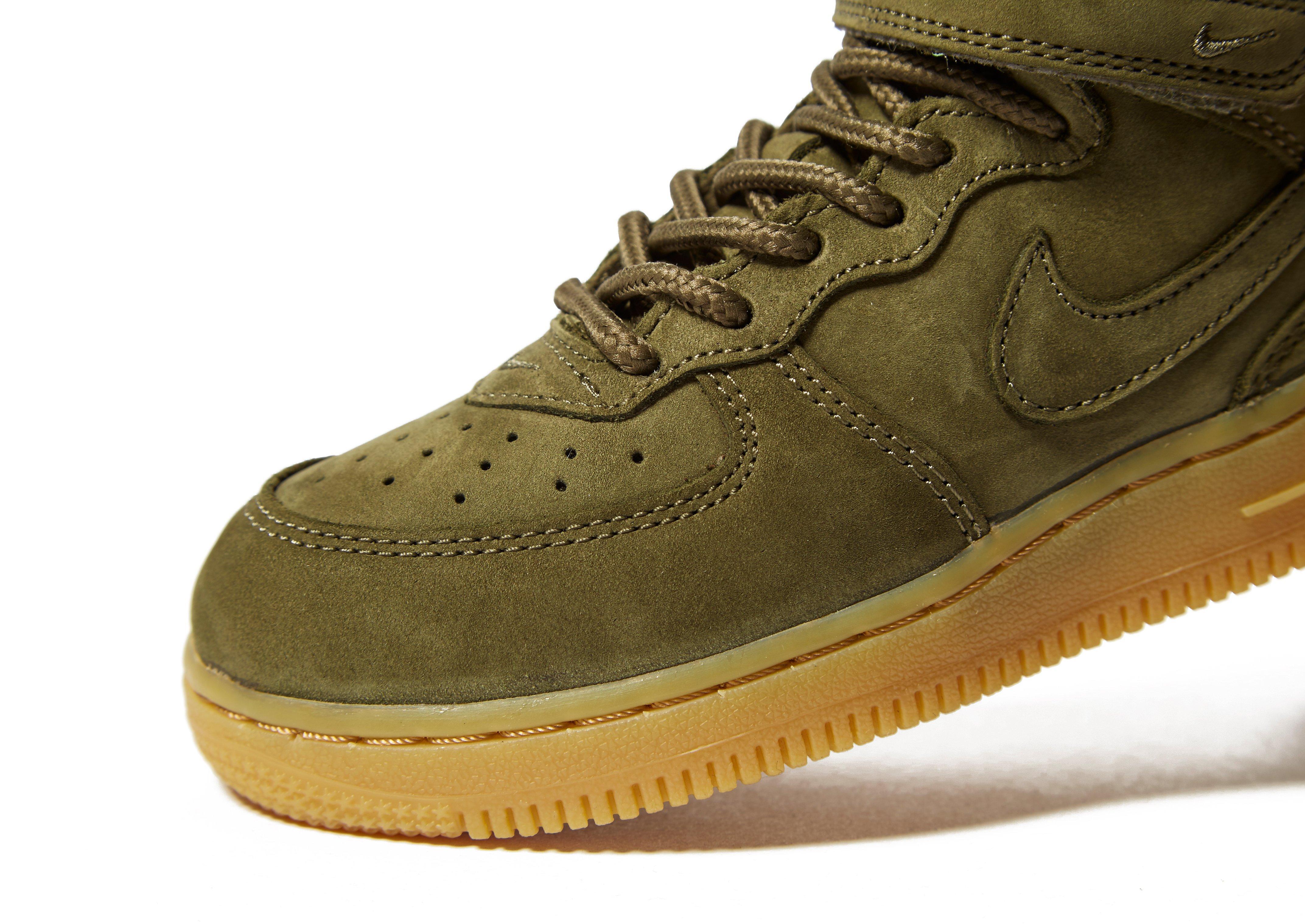 Nike Air Force 1 Tylenol Haute Bébé Wb