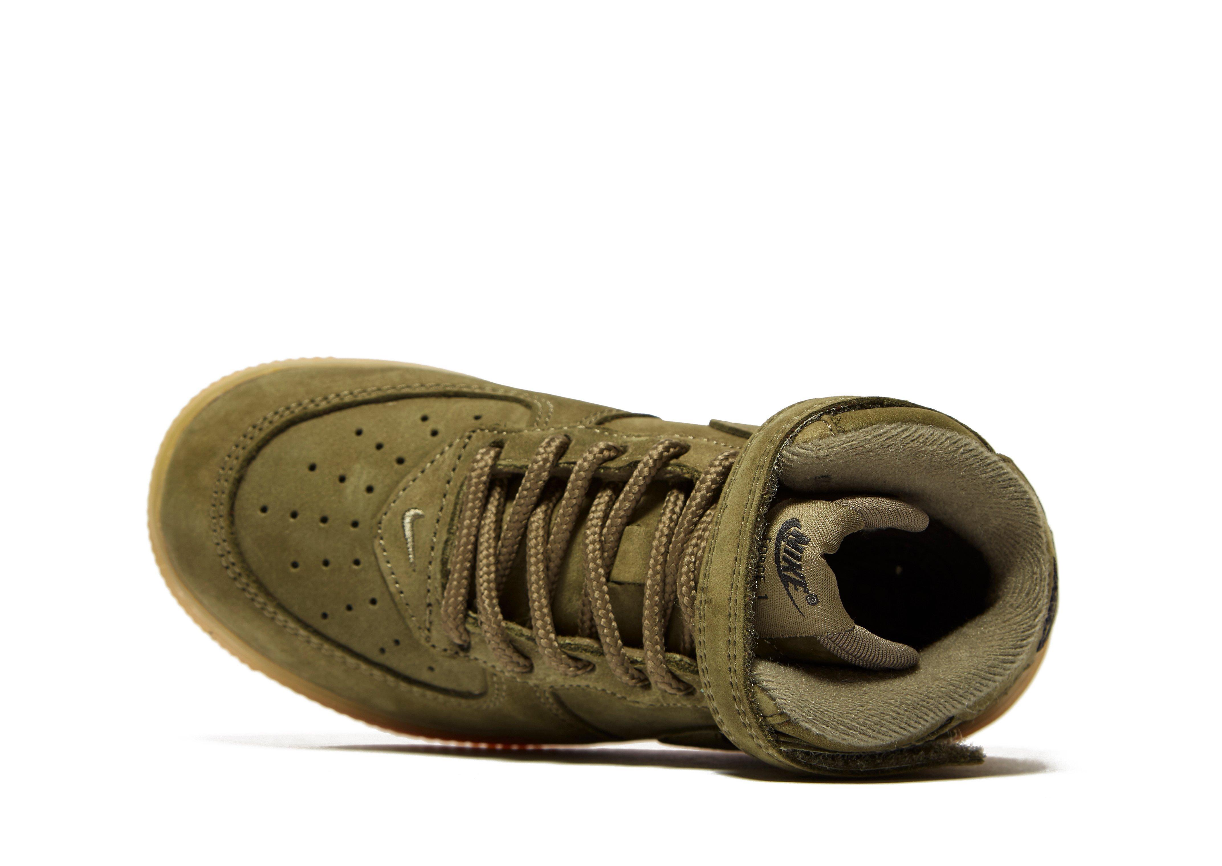 amazone Footaction Nike Air Force 1 Tylenol Haute Bébé Wb excellent Finishline sortie pas cher explorer vHVAA