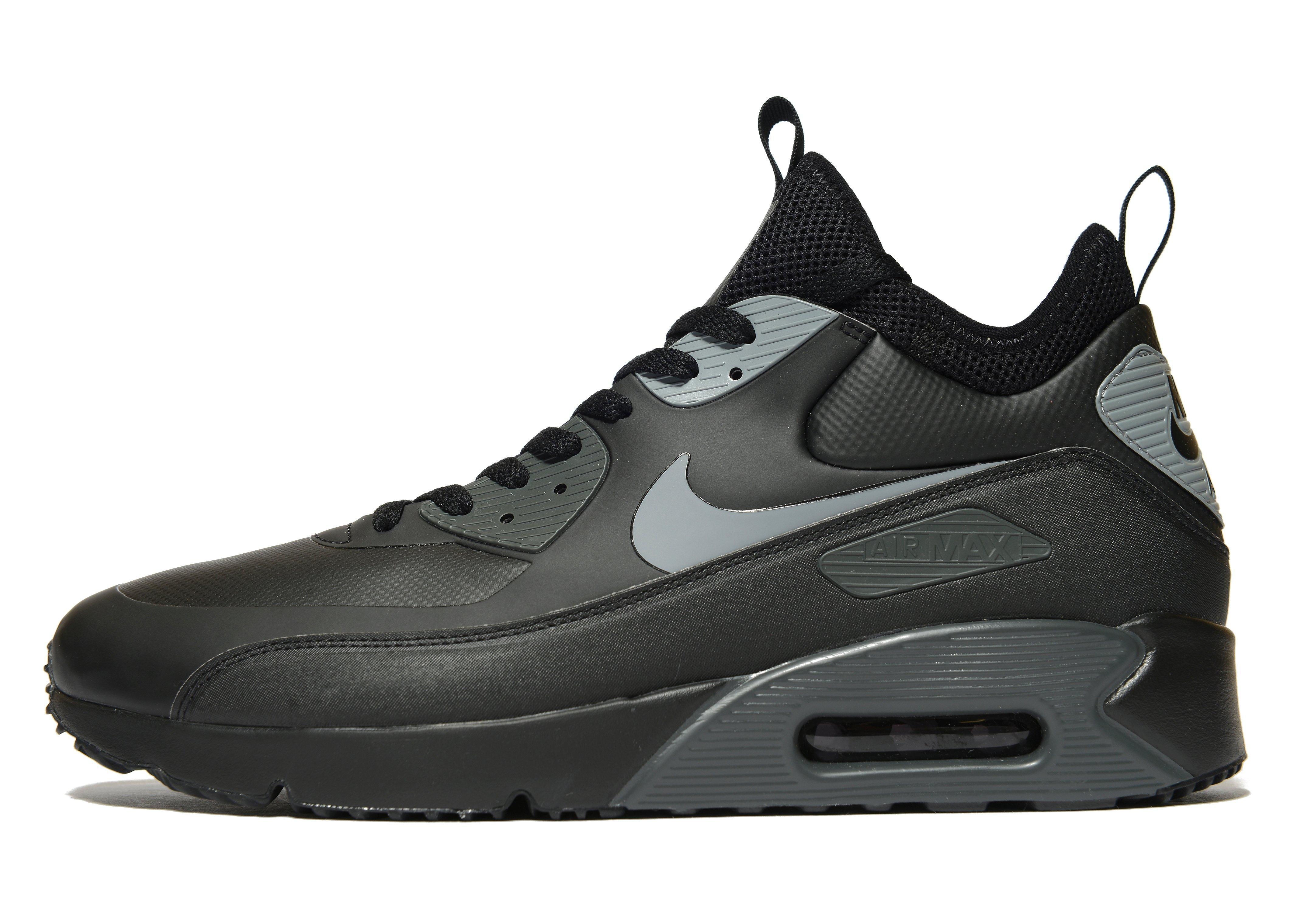 Nike Air Max 90 Hommes Dhiver Haut De Gamme En Cours Dexécution  / Mode Villa Sneaker