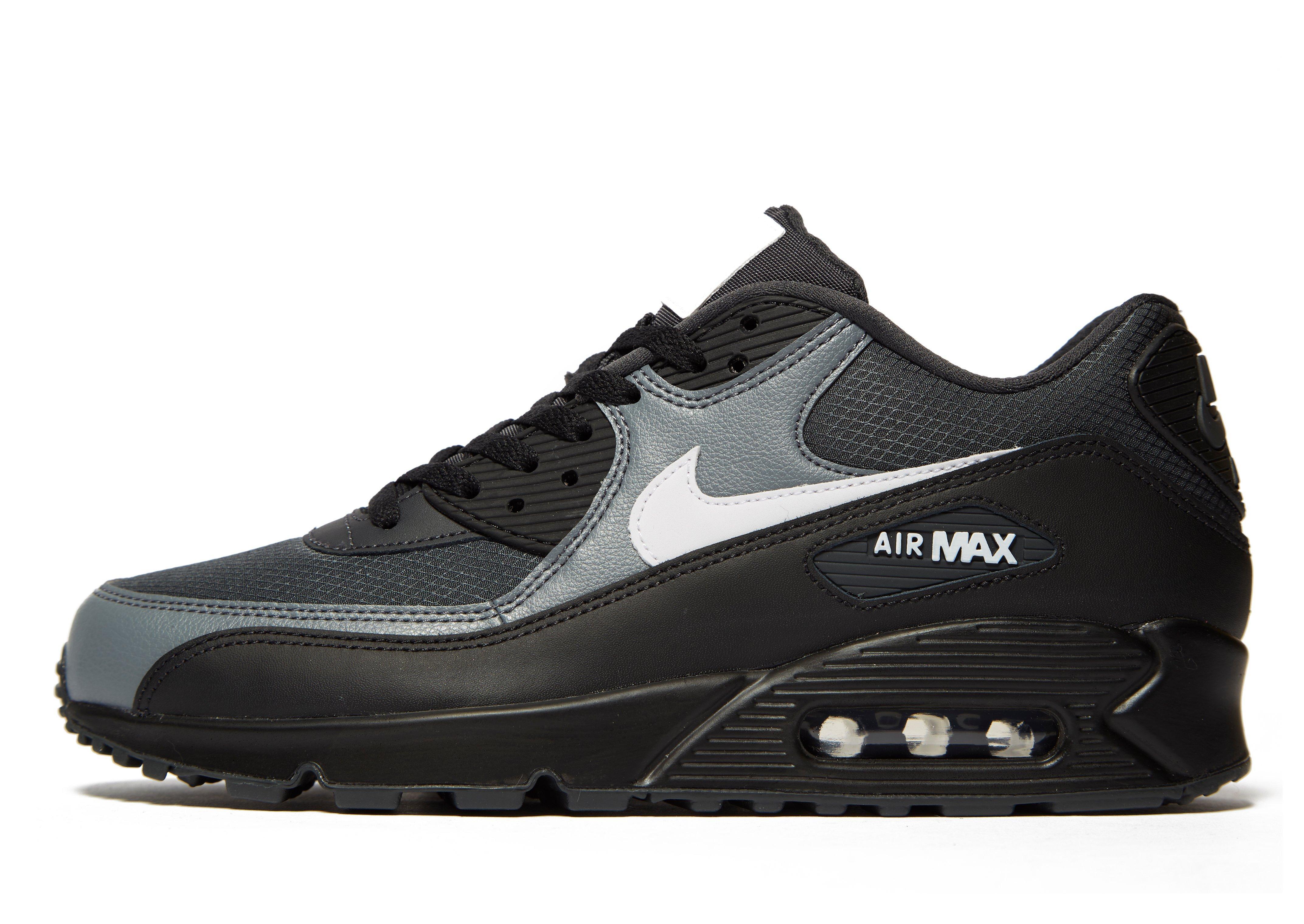 Air Max 90 Noir Essentiel toutes tailles DqIA2t