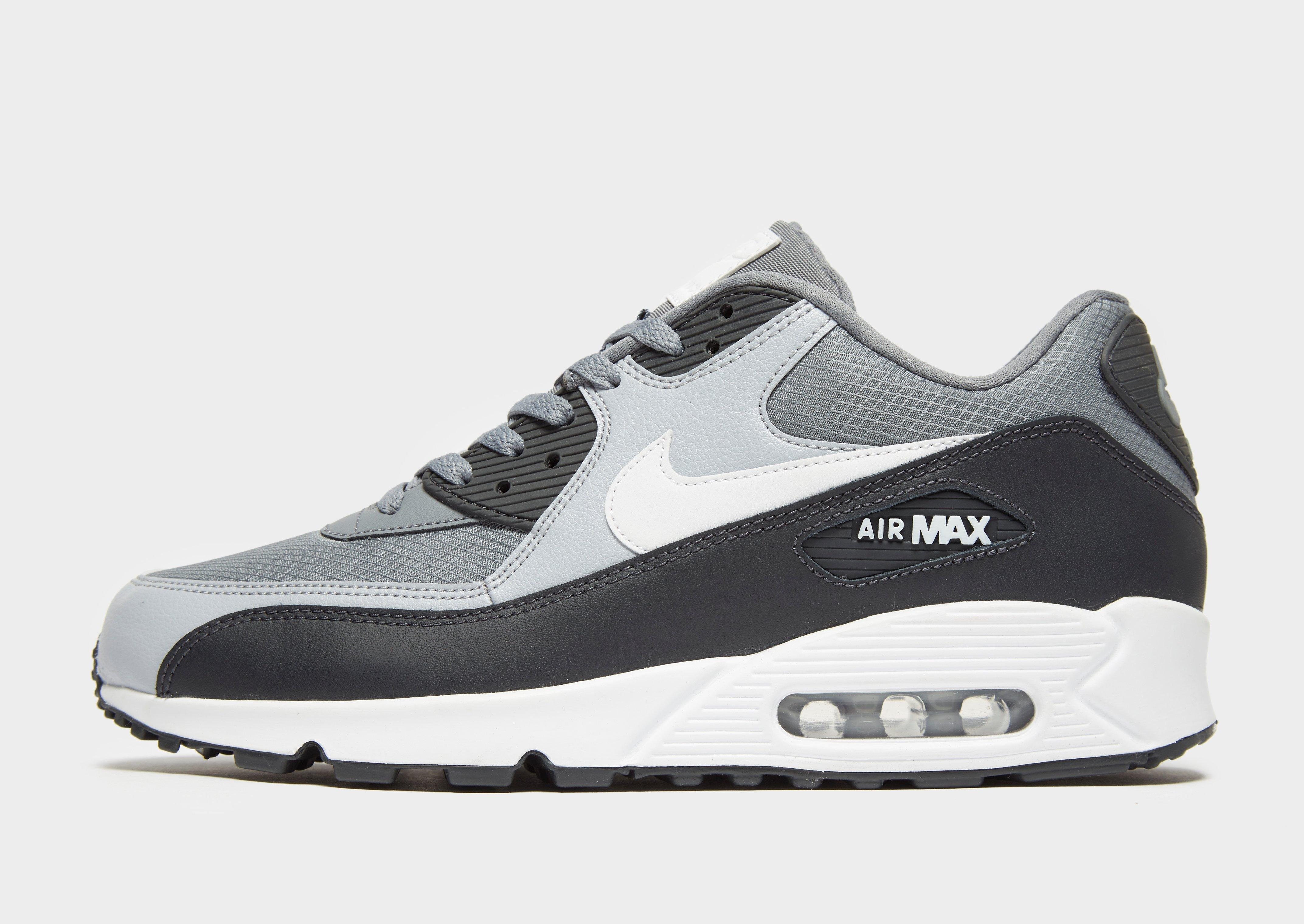the nike air max 90 essential grey