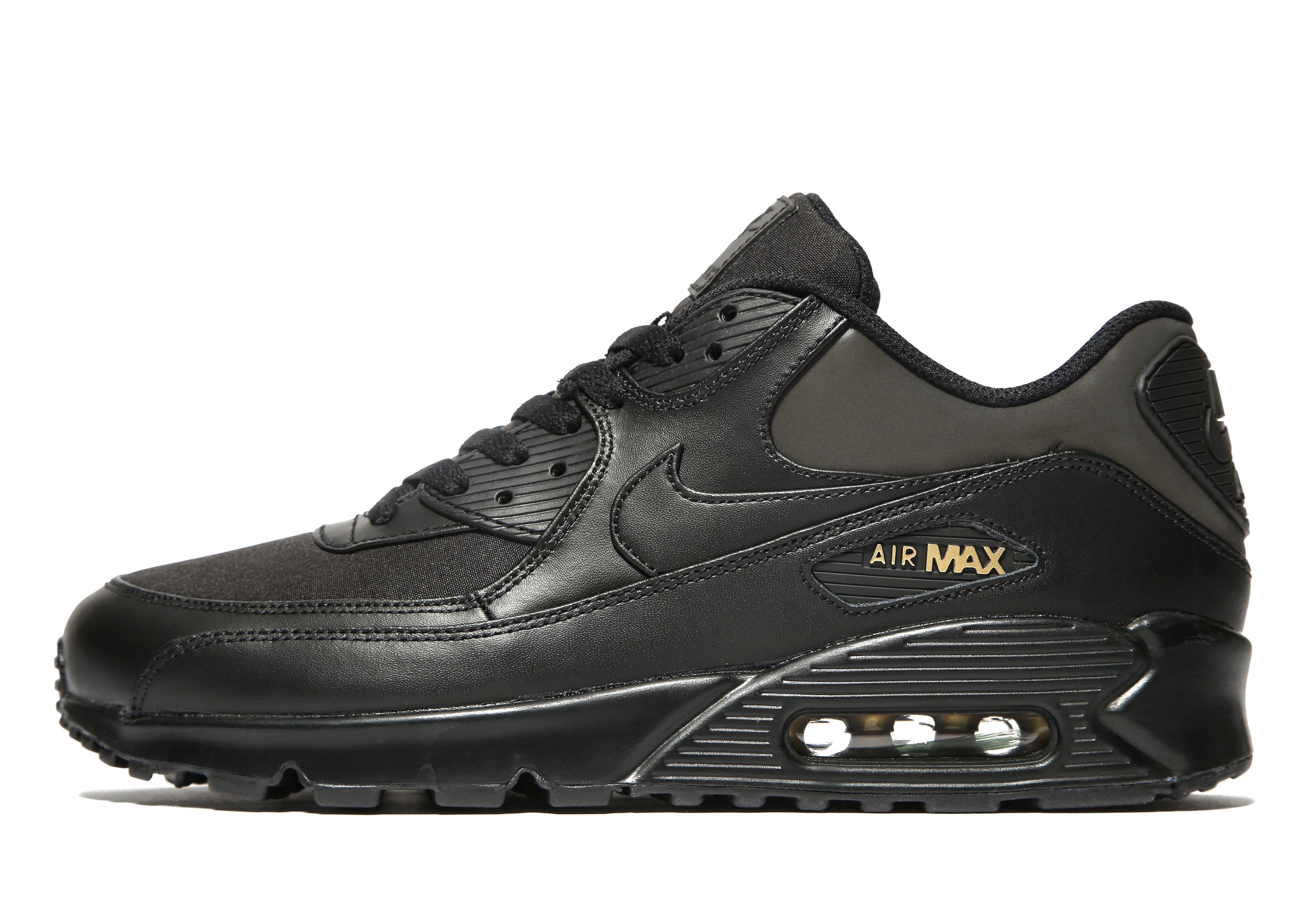 Nike Air Max 90 Tous Les Noirs