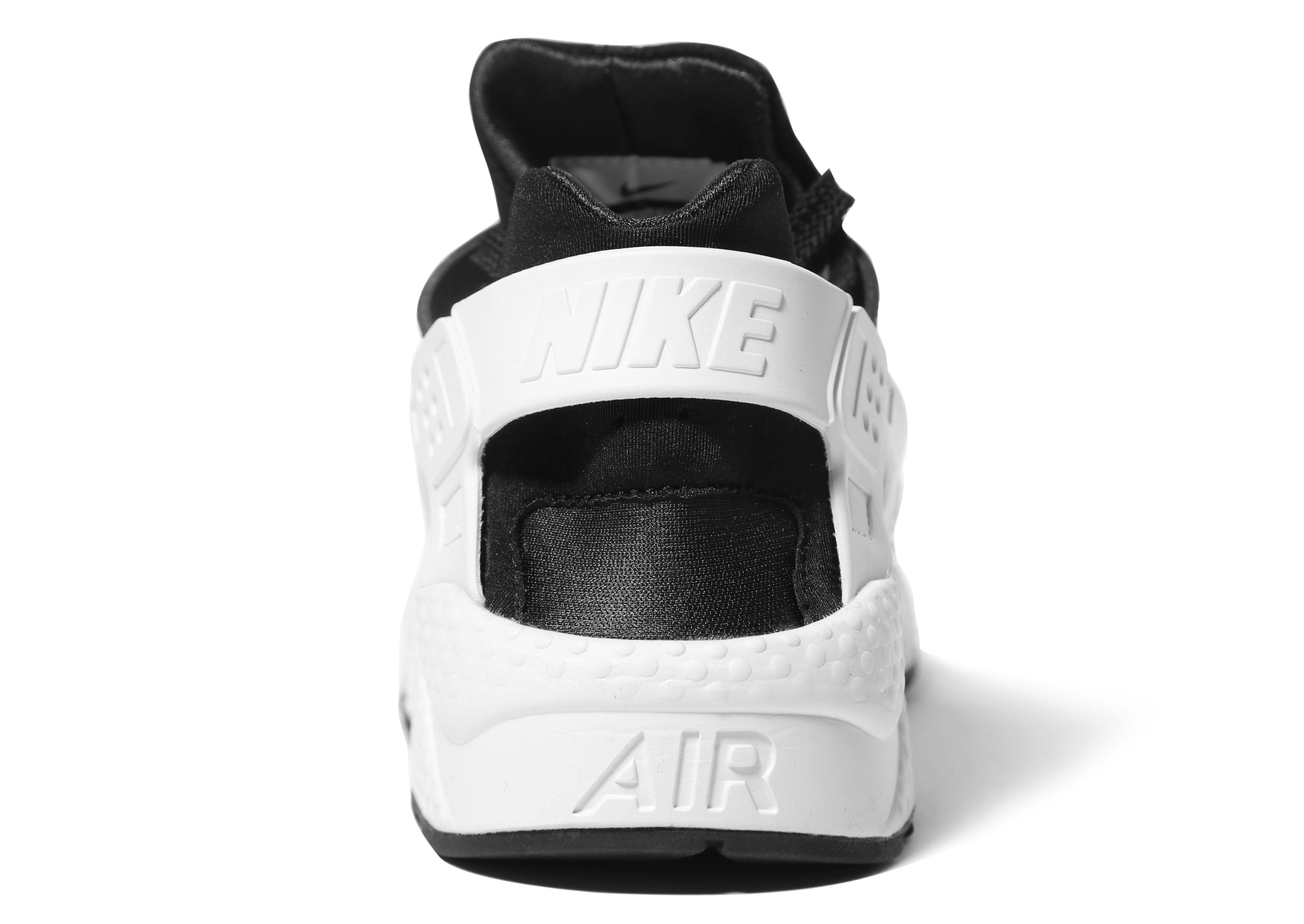 Verkauf Extrem Beeile Dich Nike Air Huarache Schwarz eS8jdGrlu