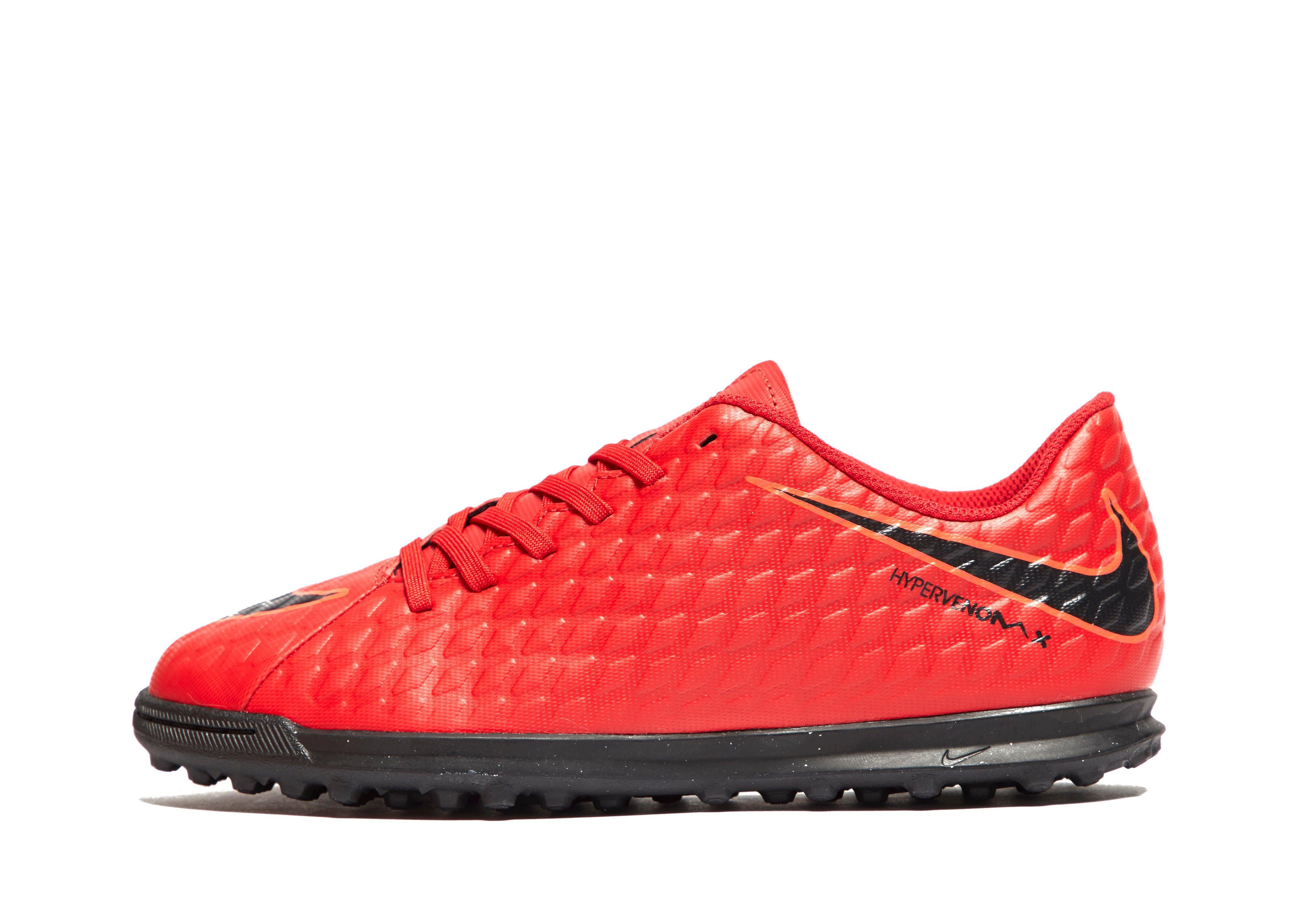 Nike Fire and Ice Hypervenom Phade II TF Children ...