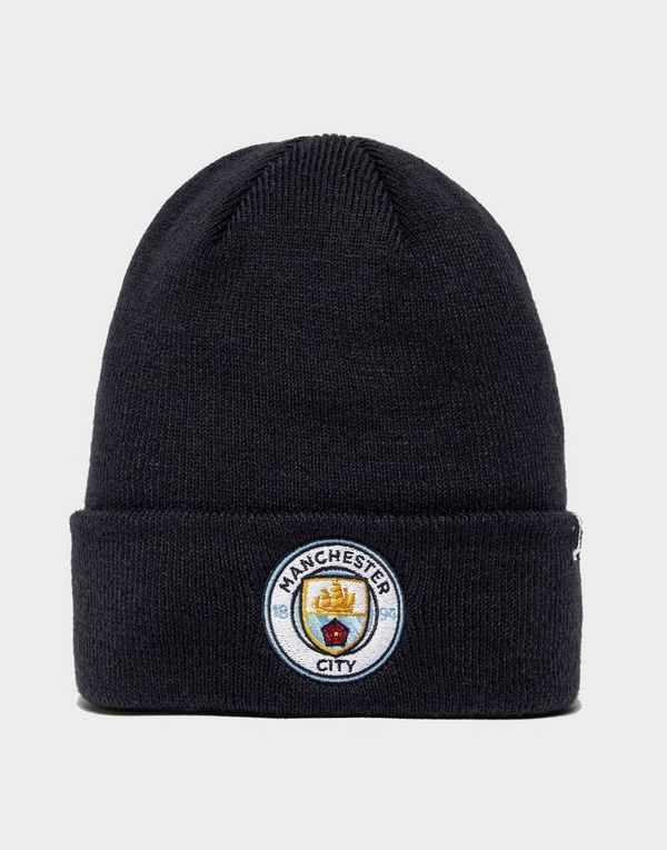 47 Brand Manchester City FC Cuffed Beanie Hat  c13fbad423d