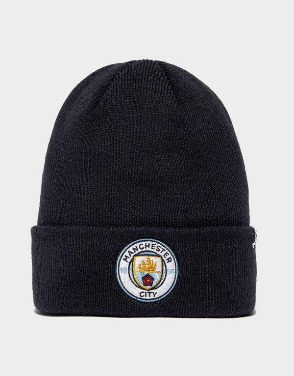 47 Brand Manchester City FC Cuffed Beanie Hat  c213d1d4510