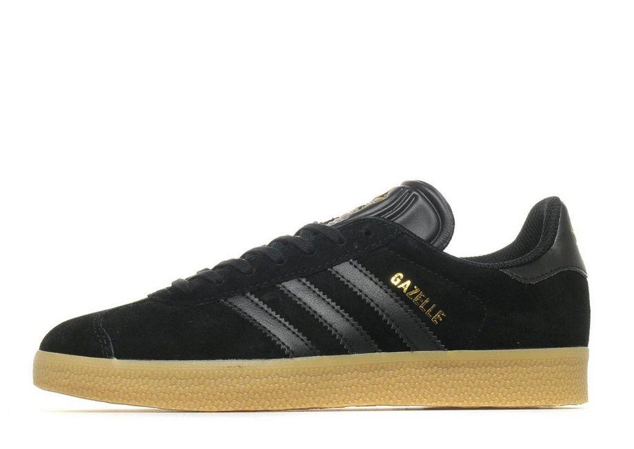 gazelle black adidas