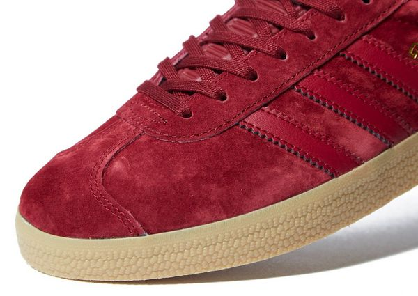 red adidas gazelles womens