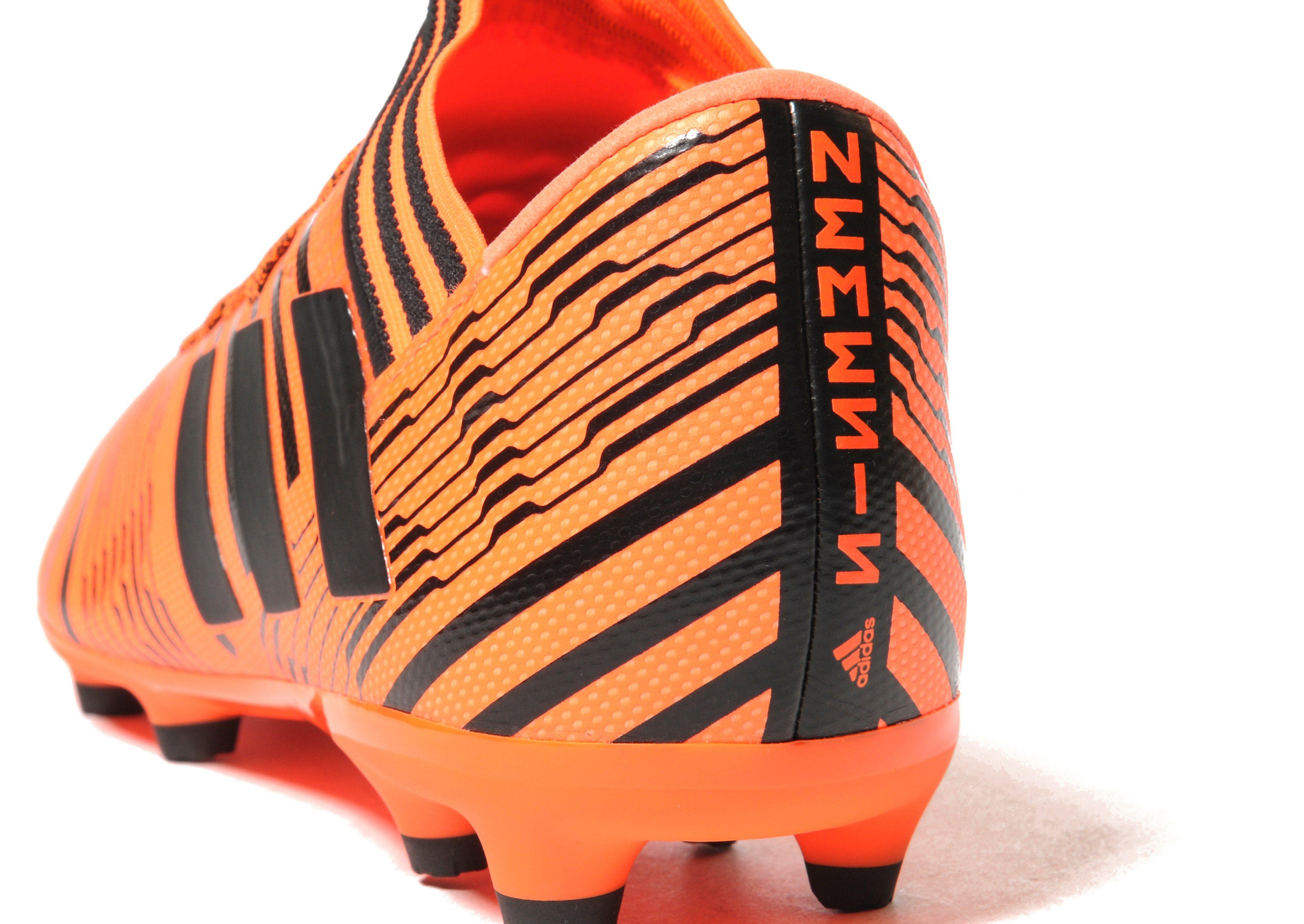 Geschäft adidas Pyro Storm Nemeziz 17.3 FG Junior Orange Original Verkauf Der Neuen Ankunft 7epdugUY