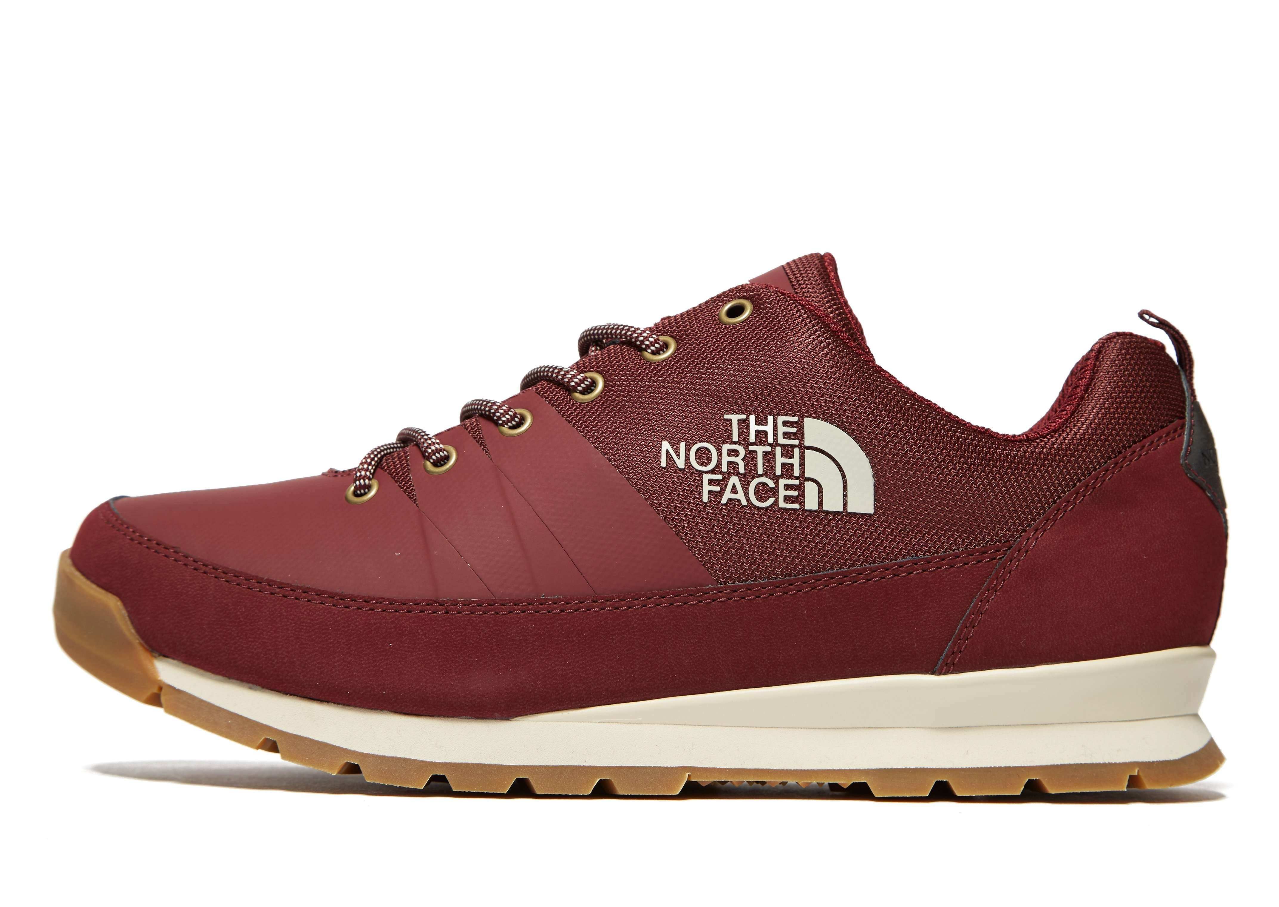 The North Face Back-To-Berkeley JXT - Men's Shoes and Boots - Red 295387