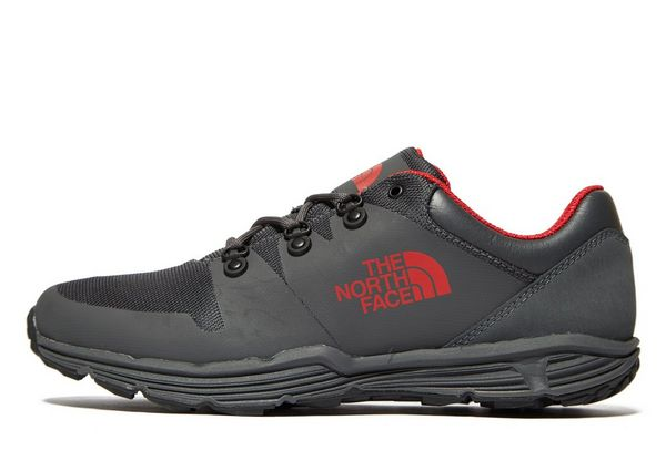 The North Face Litewave JXT Low - Men's Shoes and Boots - Grey 295389