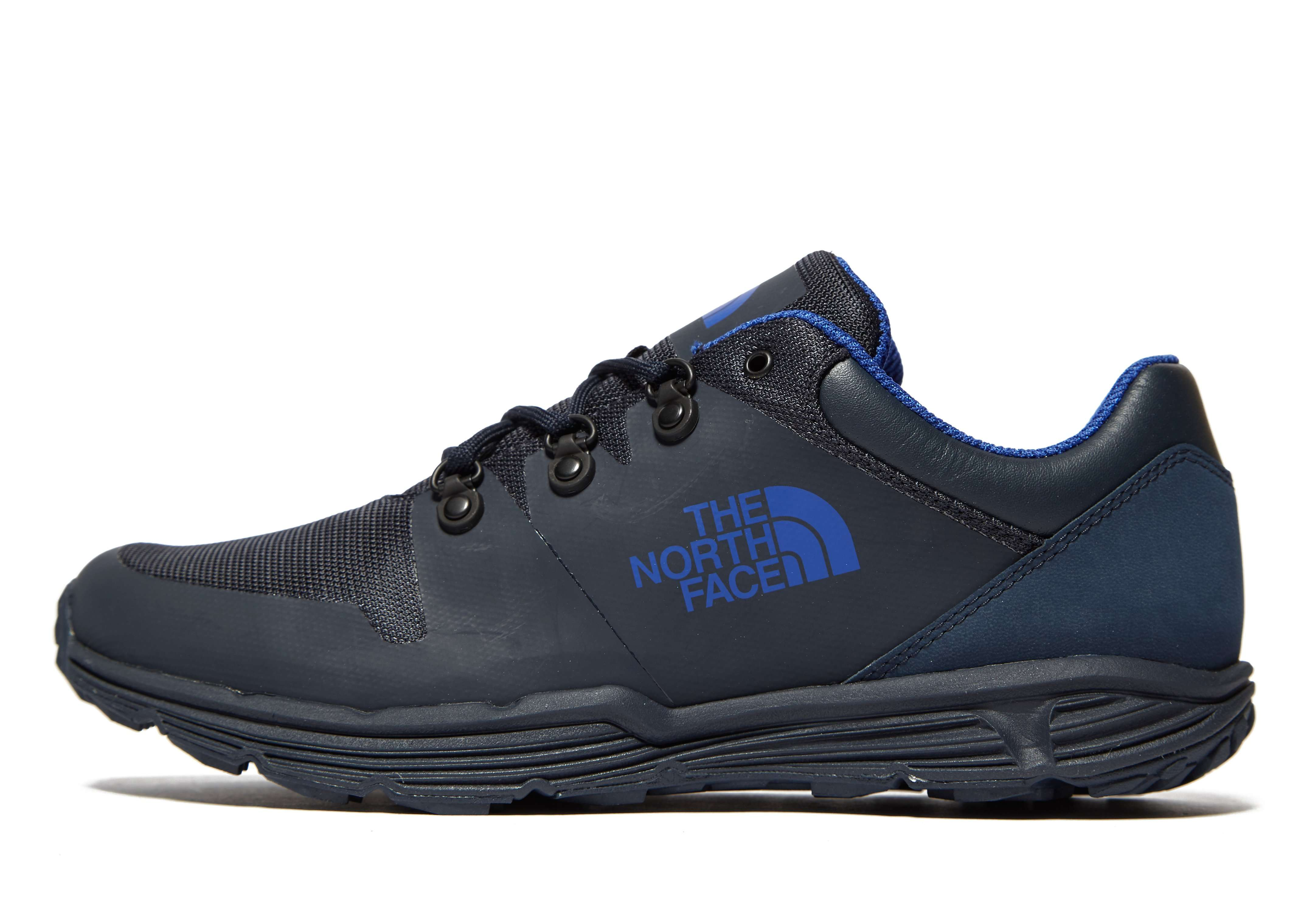 The North Face Litewave JXT Low - Men's Shoes and Boots - Blue 295392