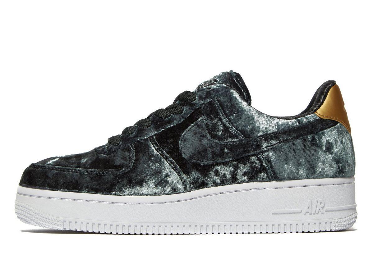 sports shoes 23c43 1091e nike air force 1 velvet donna verde 295523