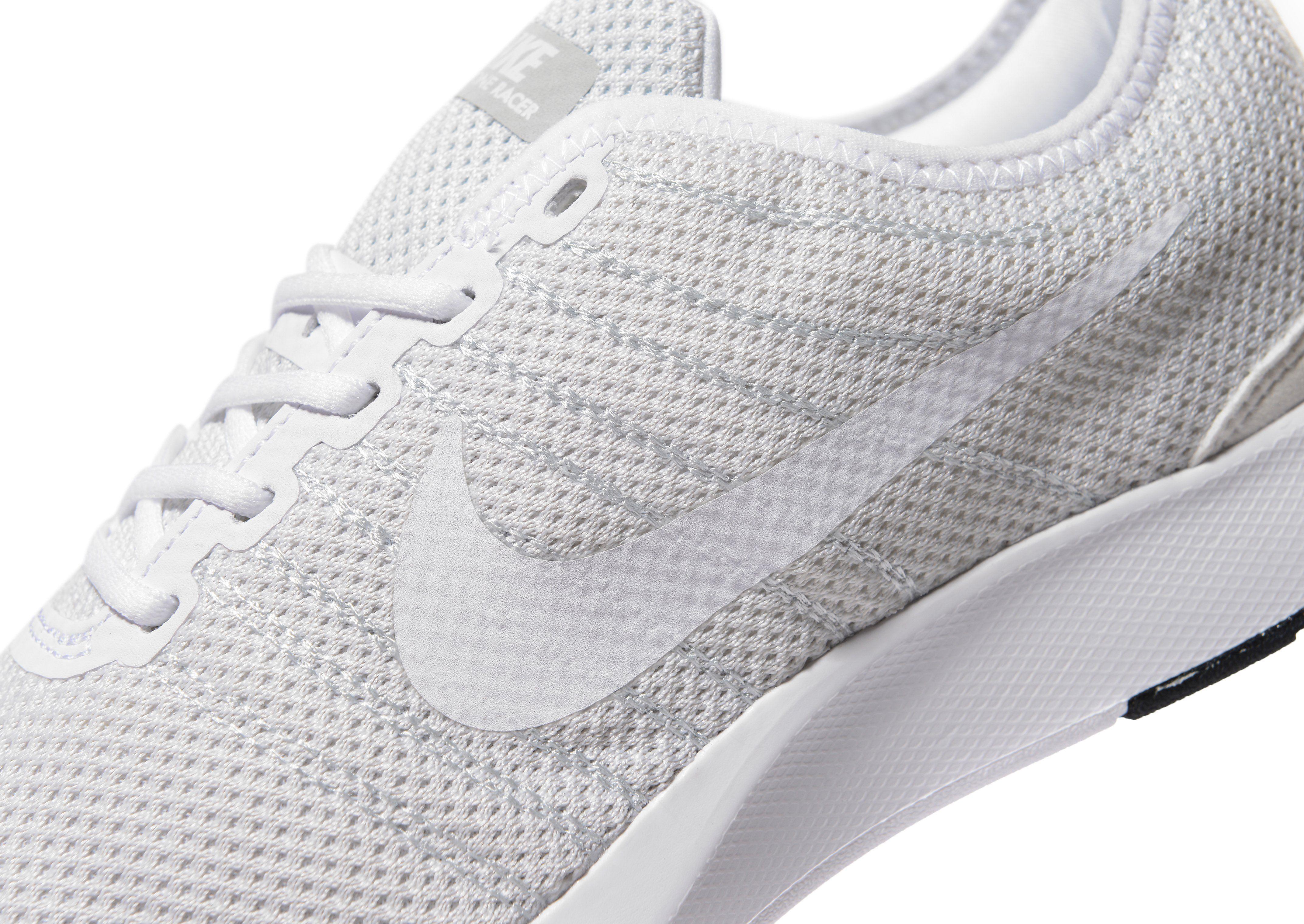 Nike DualTone Racer Junior Weiss Freiraum 100% Authentisch Bester Lieferant OQXu8p