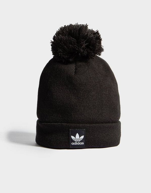 487c8a9da90 adidas Originals Logo Pom Beanie Junior