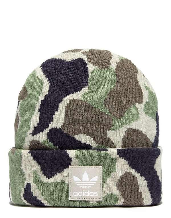 cae2d1481dc adidas Originals Camo Beanie Hat