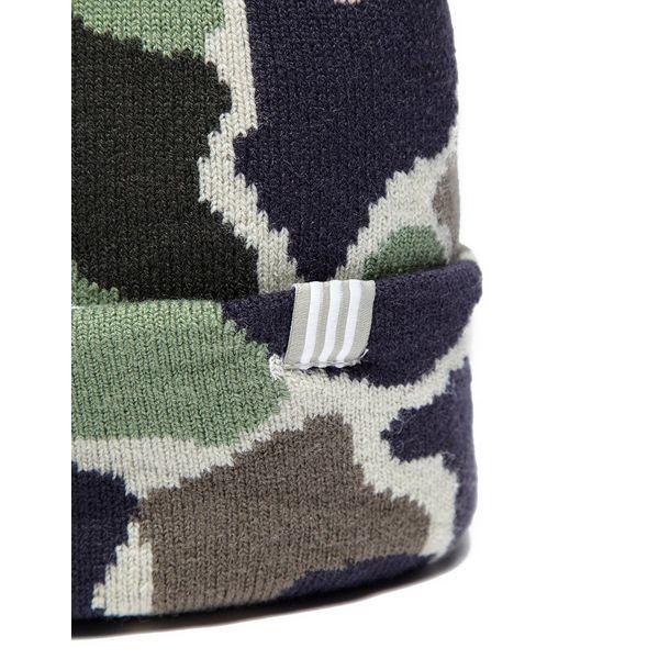 c28e6c8d89d ... adidas Originals Camo Beanie Hat