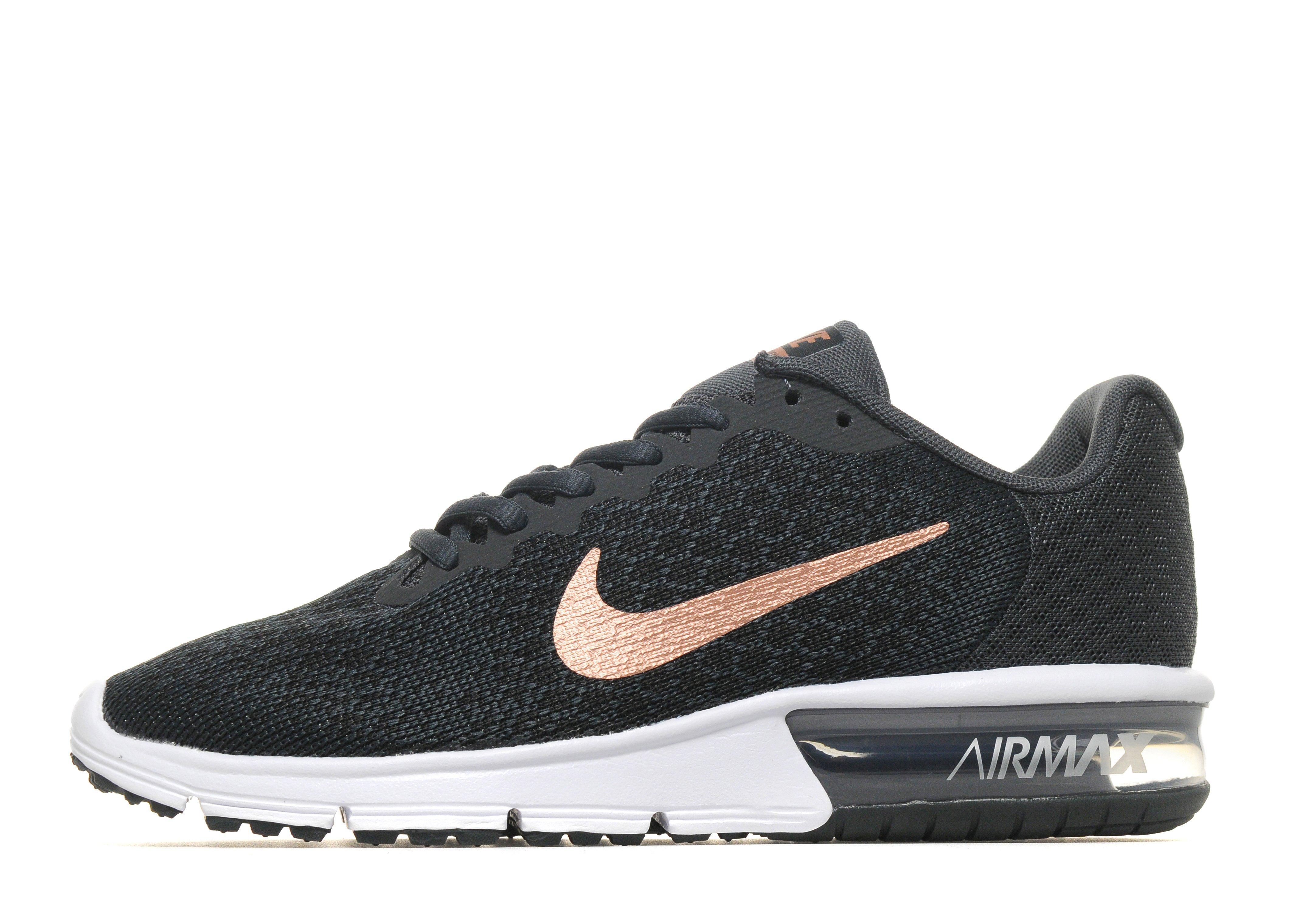 Air Nike Séquent Max Pour Les Femmes
