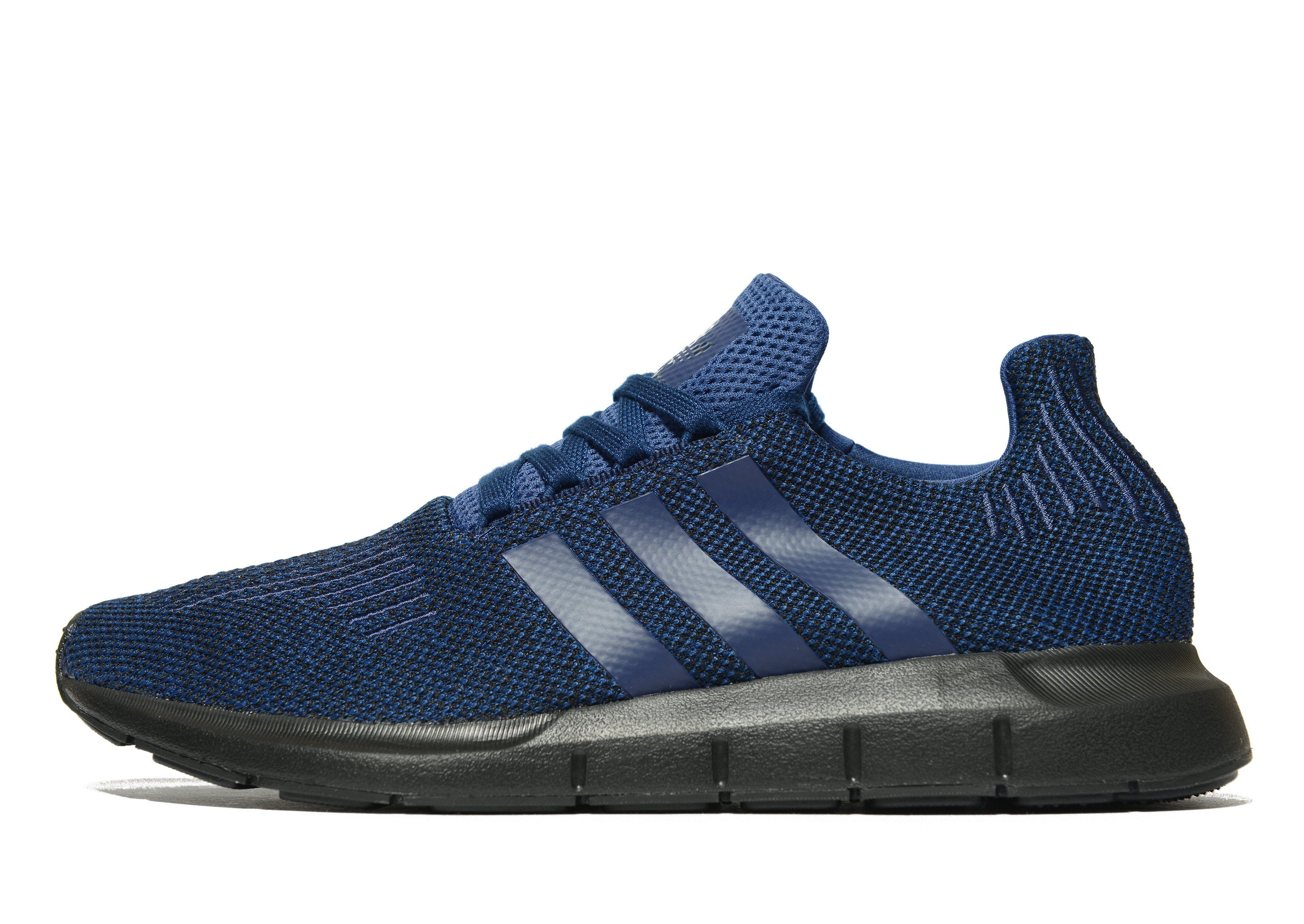 Adidas Rapides Courir Les Hommes Bleus jmJuDwAVgY