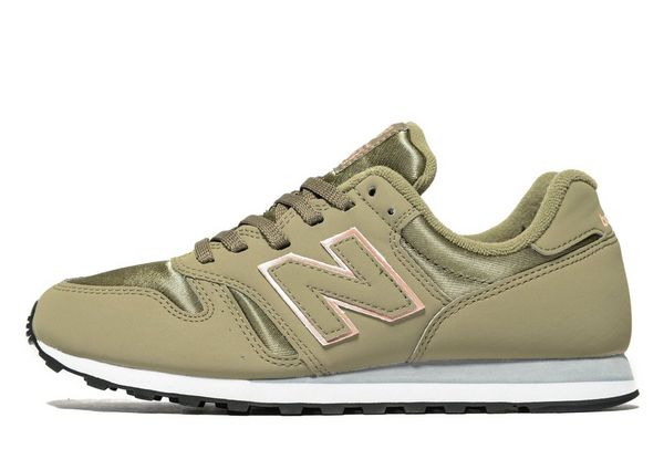 new balance 373 khaki green