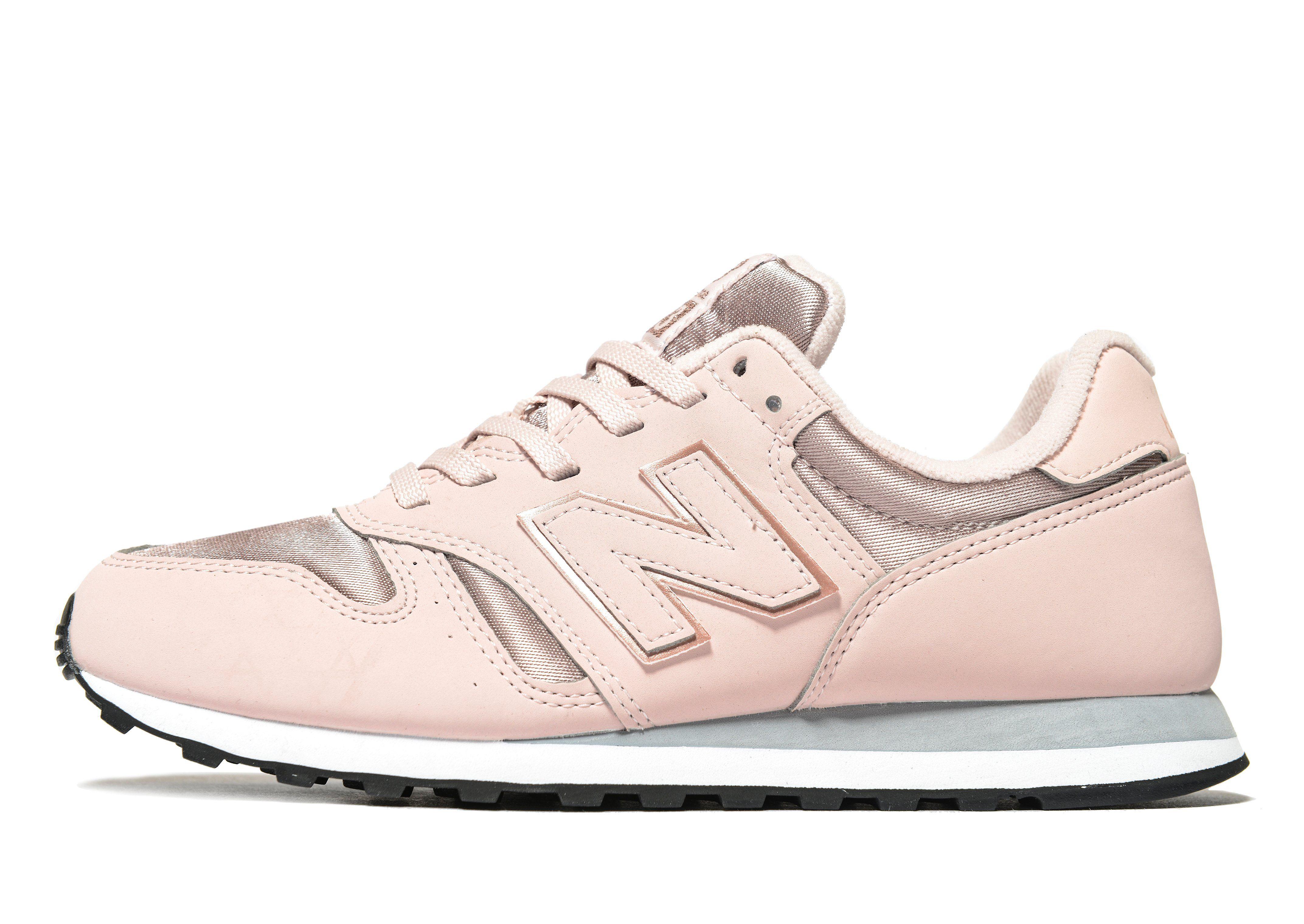 new balance beige rosa